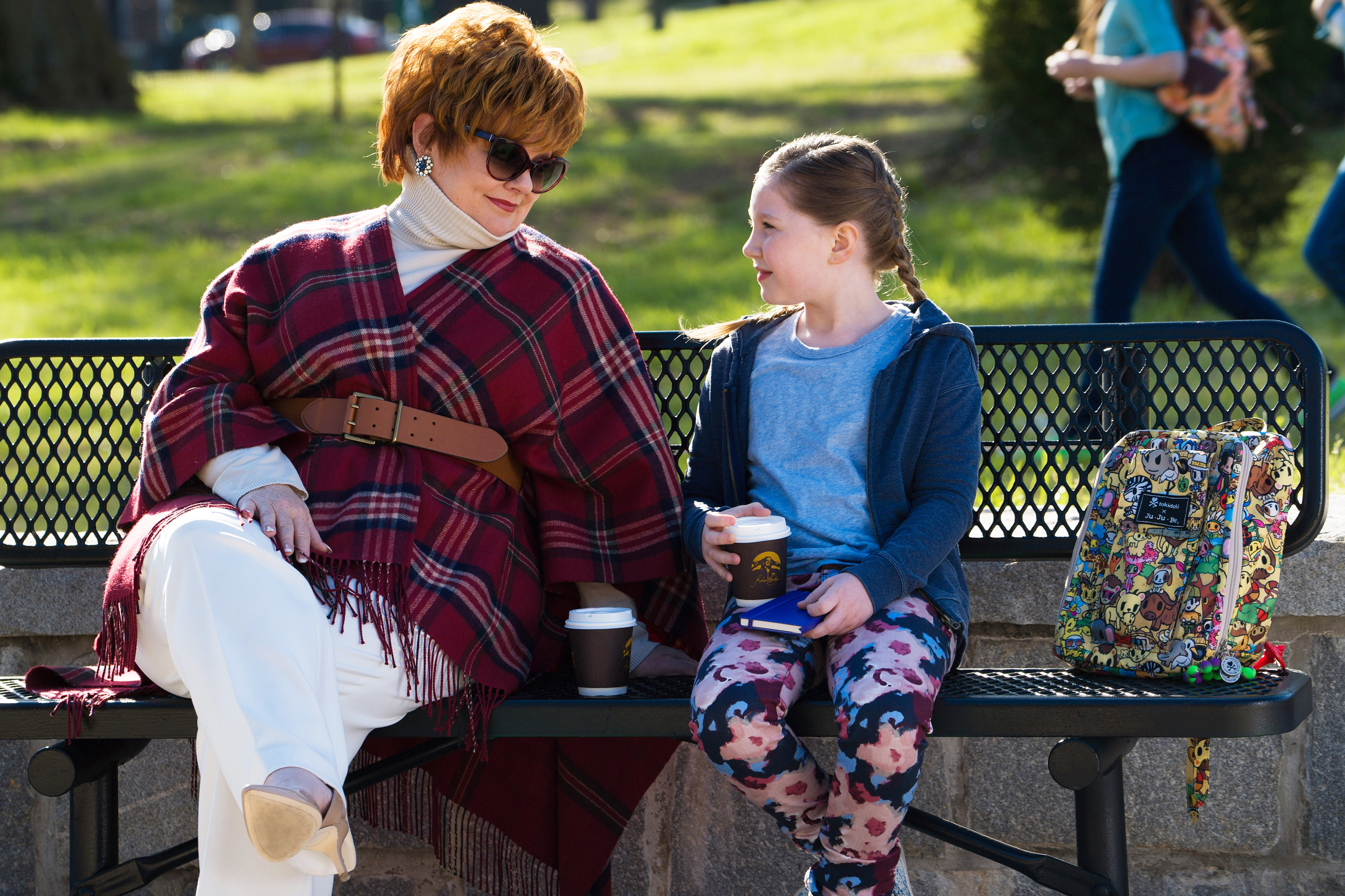 Melissa McCarthy as Michelle Darnell in The Boss, 2016.