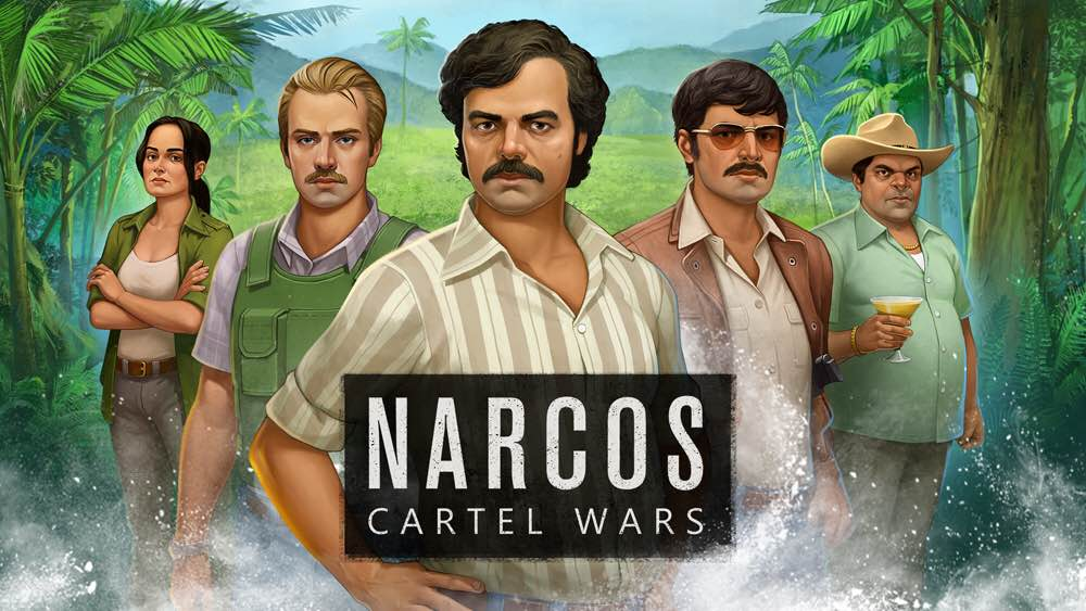 Narcos: Cartel Wars will be out this September.