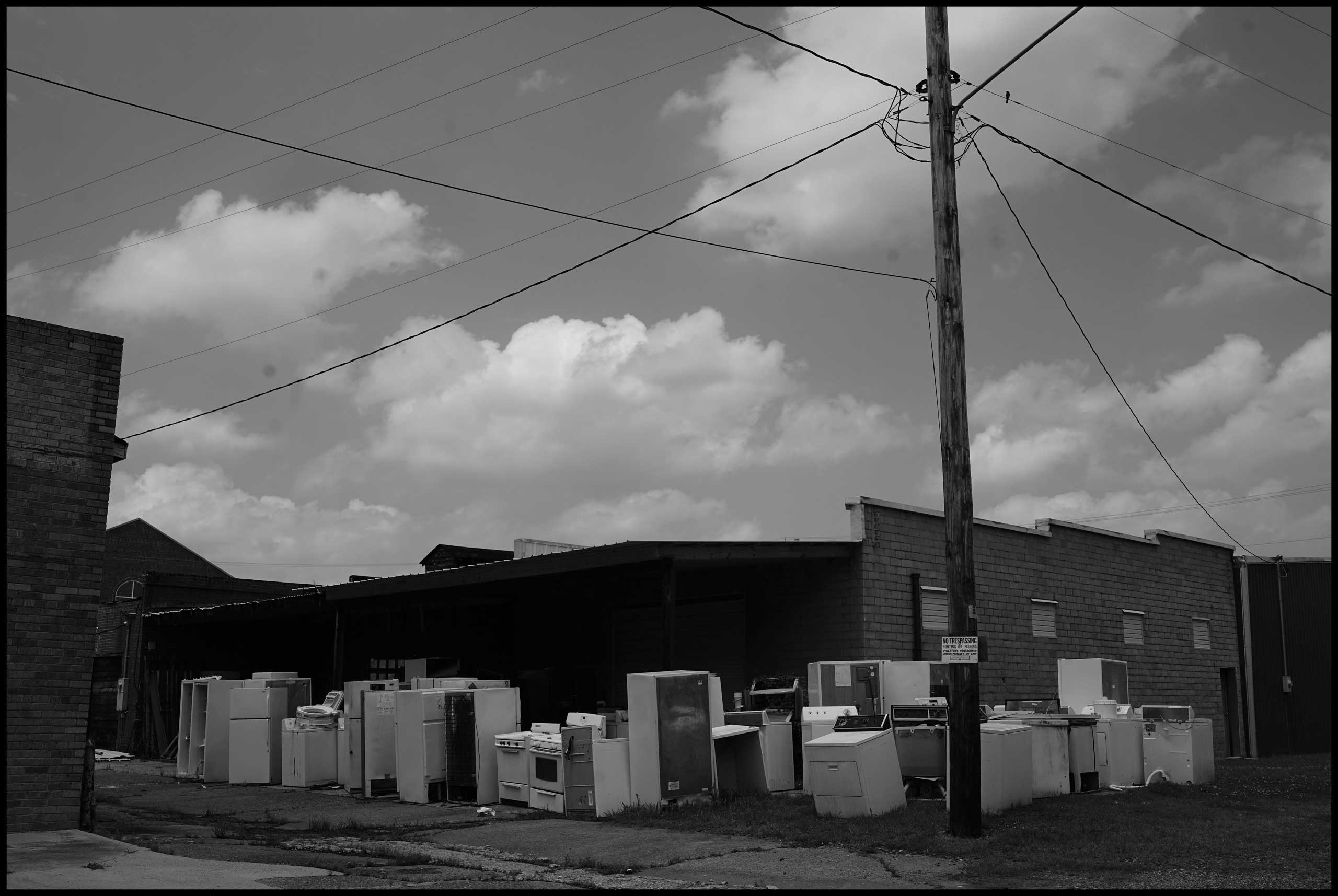 Cityscapes in Hope, Ark. 2016.