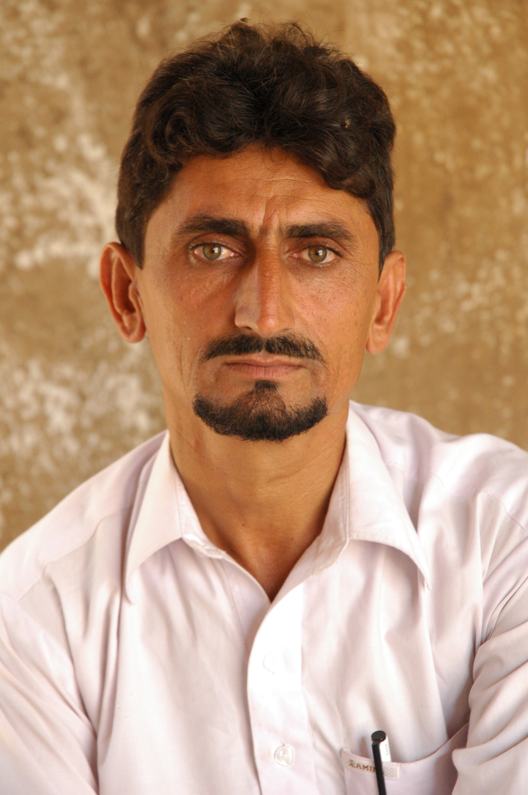 Rafeequl Rehman's mother, Mamana Bibi, was killed in a U.S. drone strike in the village of Ghundi Kala, North Waziristan, Pakistan, on Oct. 24, 2012.