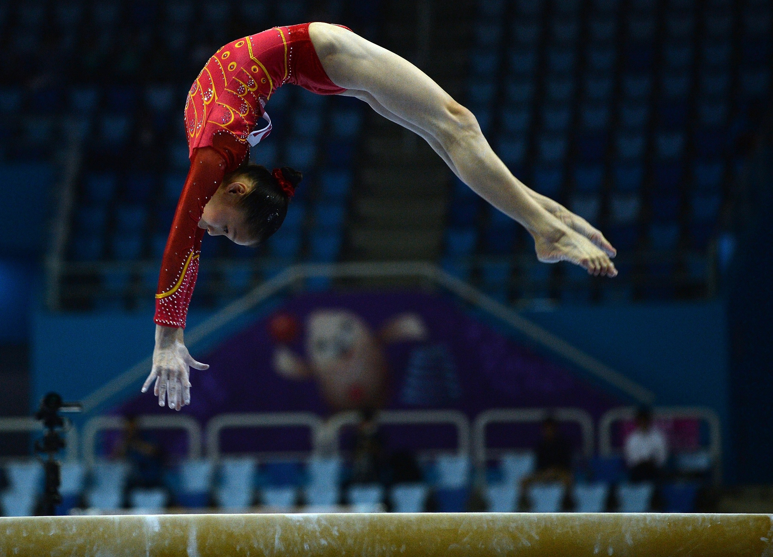 <strong>Shang Chunsong, Gymnastics, China</strong>Sprite like on the uneven bars, she was China's highest finisher in the all-around at the 2015 world championships—placing fourth—and could medal in Rio.