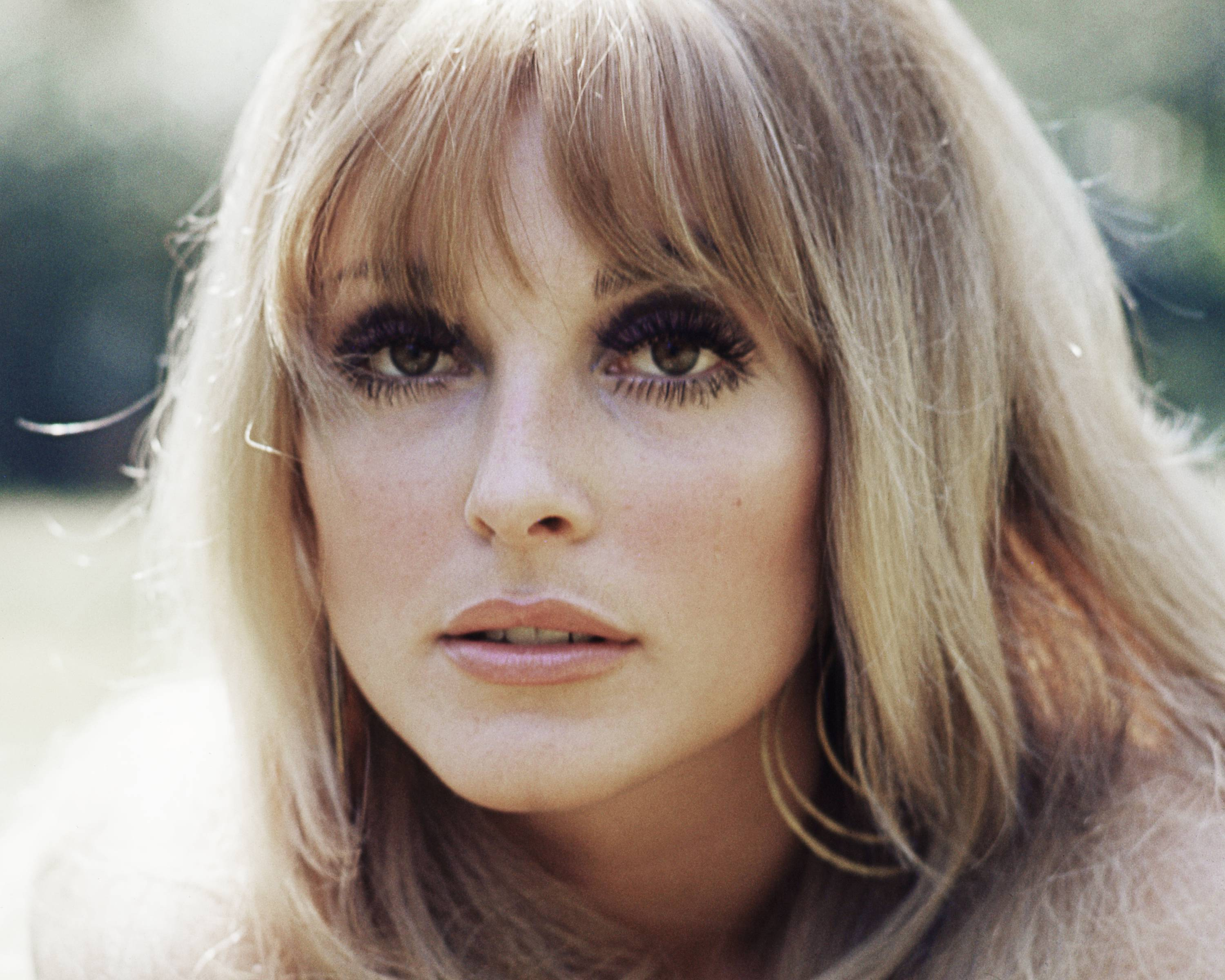 The actress Sharon Tate, circa 1965. In 1969, Tate was murdered by followers of Charles Manson. Those followers now seek parole.
