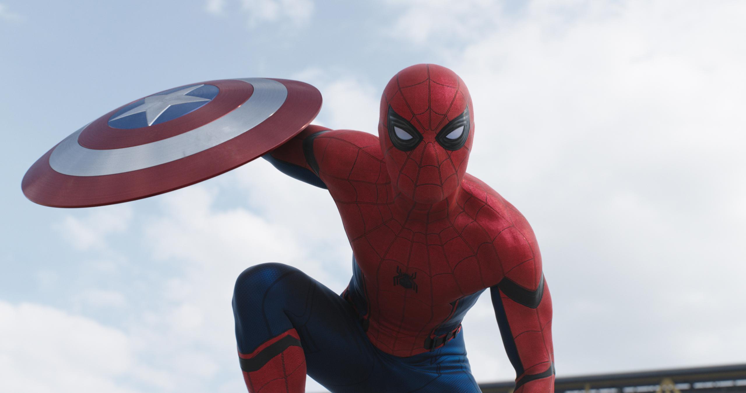 Marvel's Captain America: Civil War Spider-Man