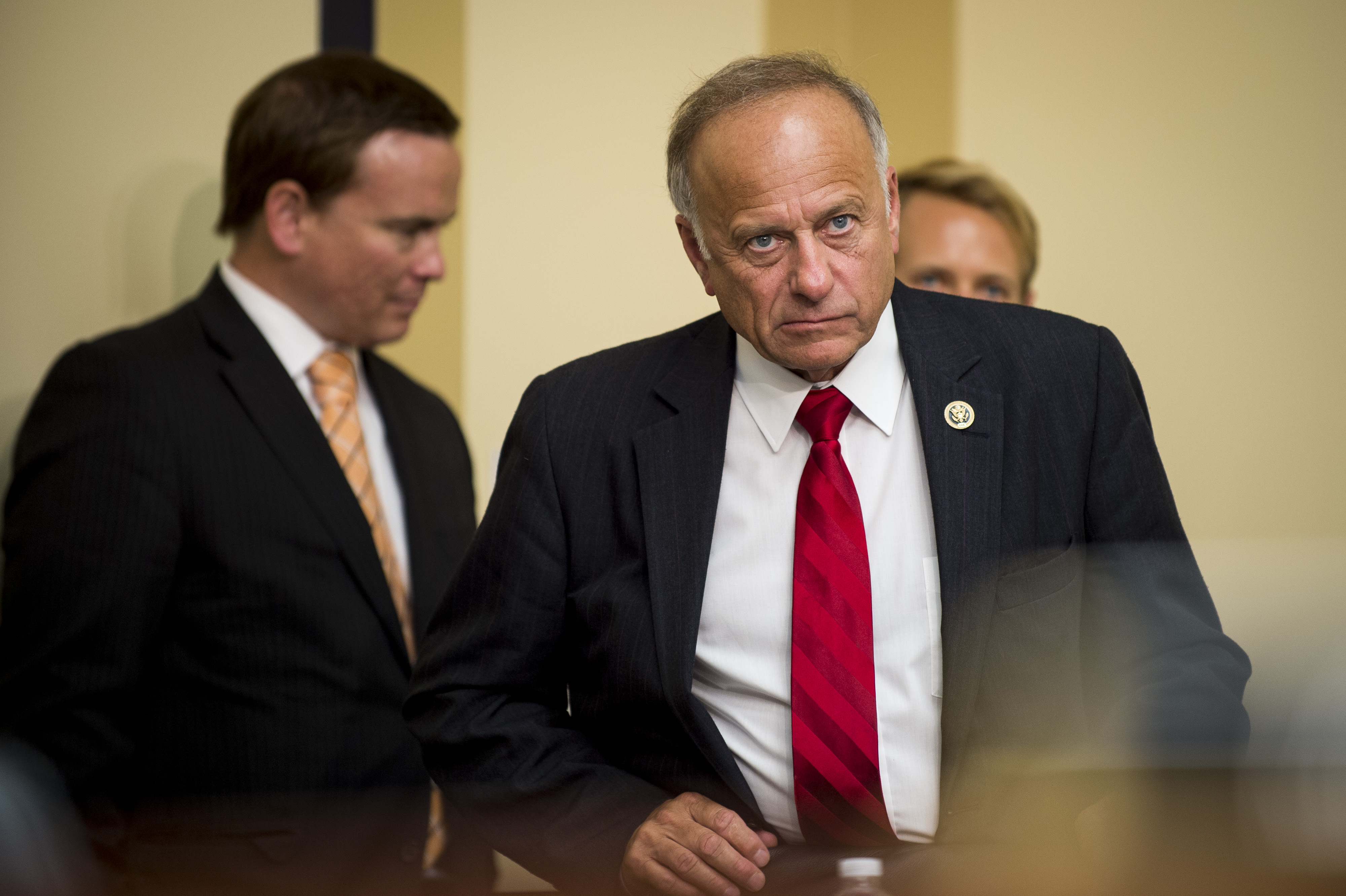 Representative Steve King, Republican from Iowa, in Washington. D.C., July 12, 2016.
