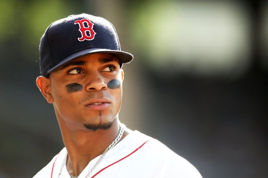Xander Bogaerts, of the Boston Red Sox, at Fenway Park in Boston, on June 4, 2016.