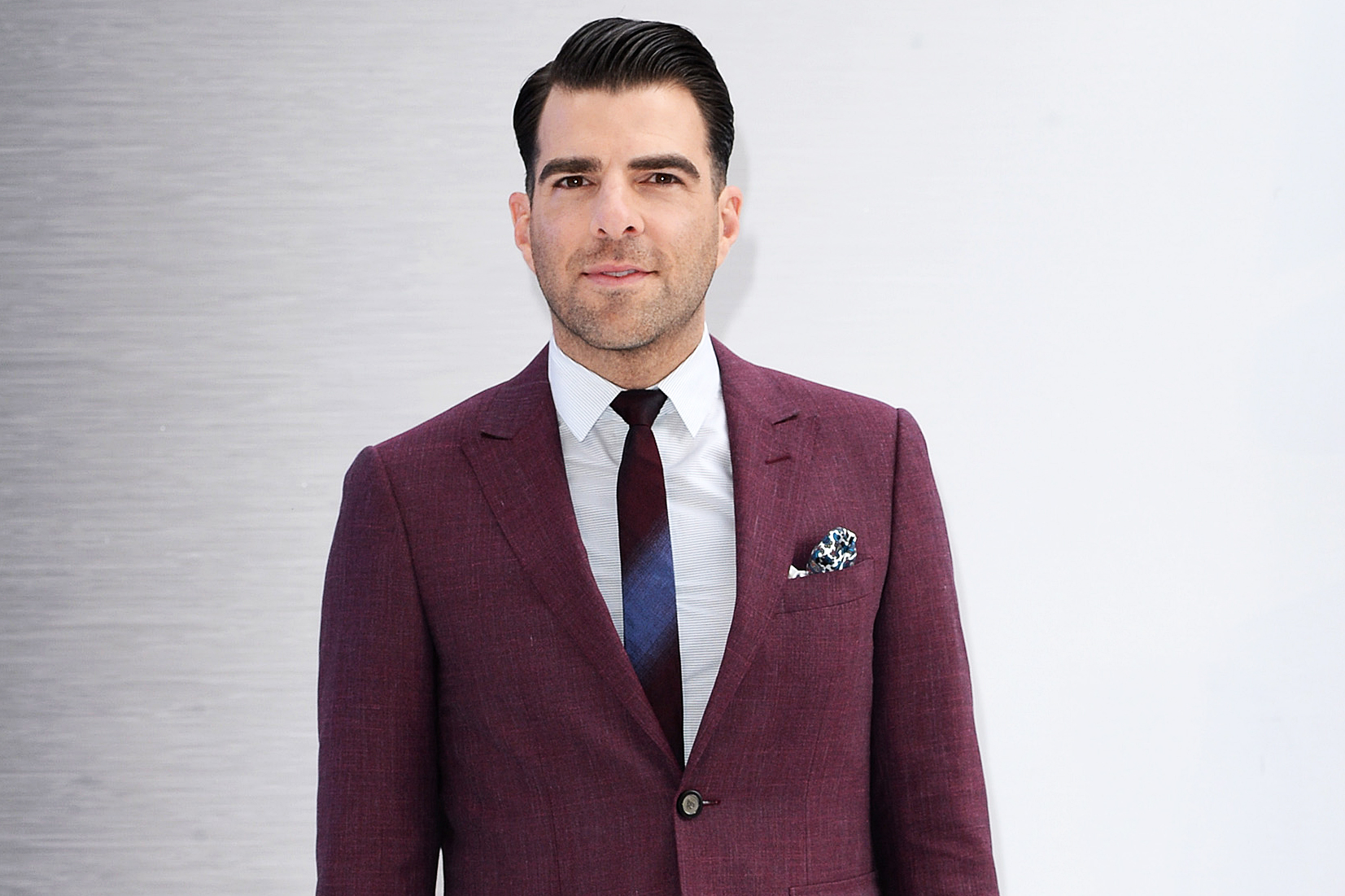Zachary Quinto, on July 12, 2016 in London.