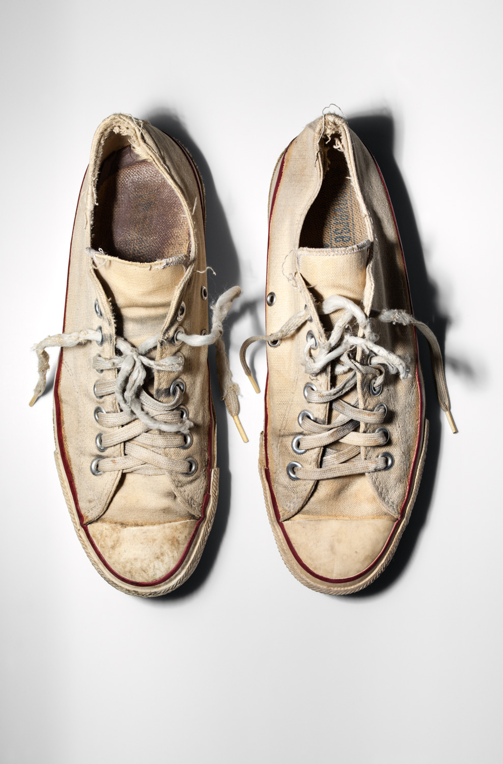 Gene Kelly's Converse Chuck Taylor All Star sneakers.