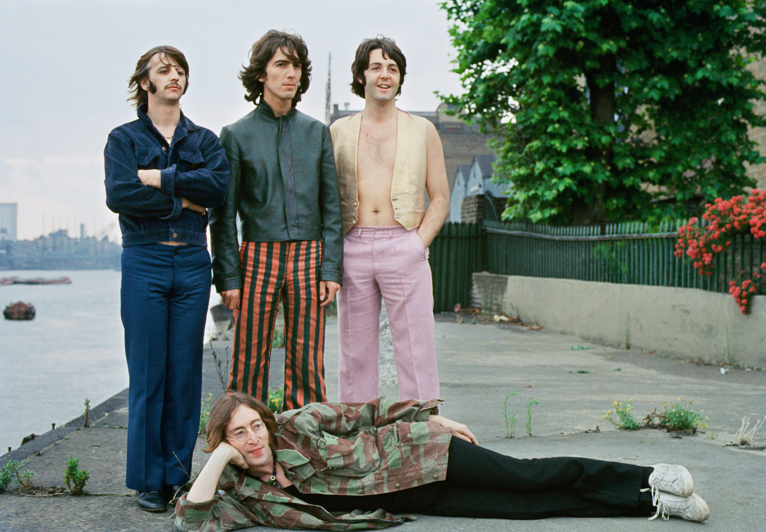 The Beatles from The Mad Day: Summer of '68.