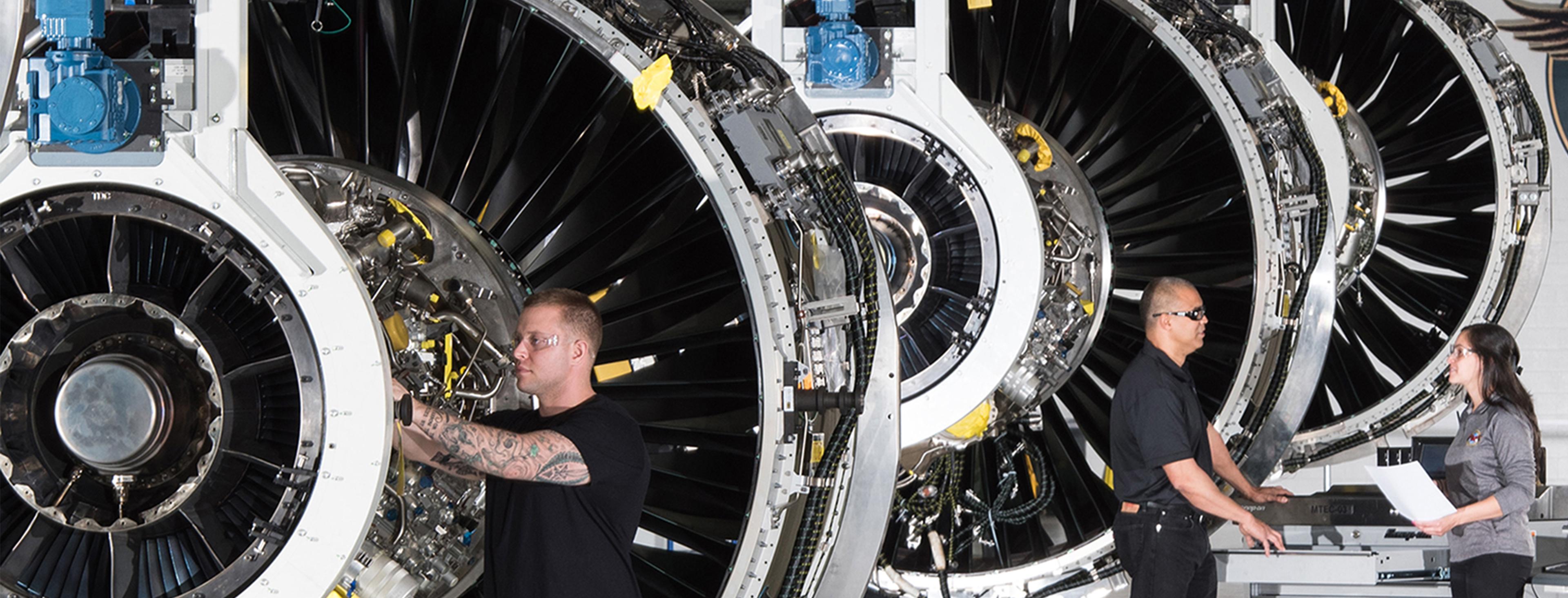 Courtesy of United Technologies Corporation — Pratt & Whitney Division.