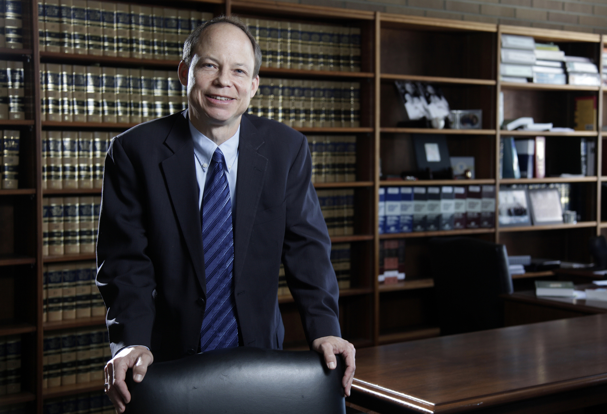 Santa Clara County Superior Court Judge Aaron Persky, June 27, 2011.