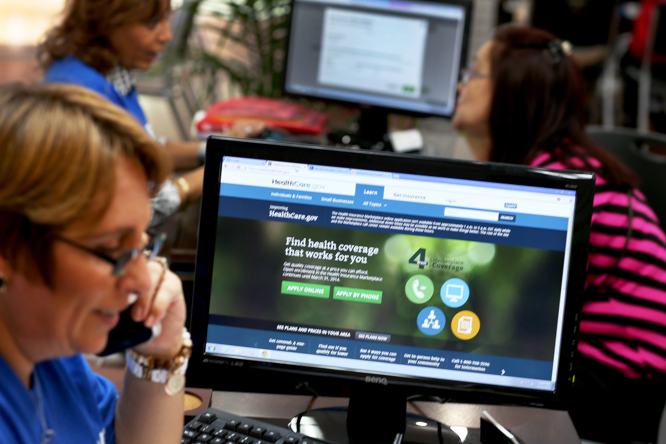 On Nov. 1, uninsured Americans will be able to enroll in Obamacare for 2017