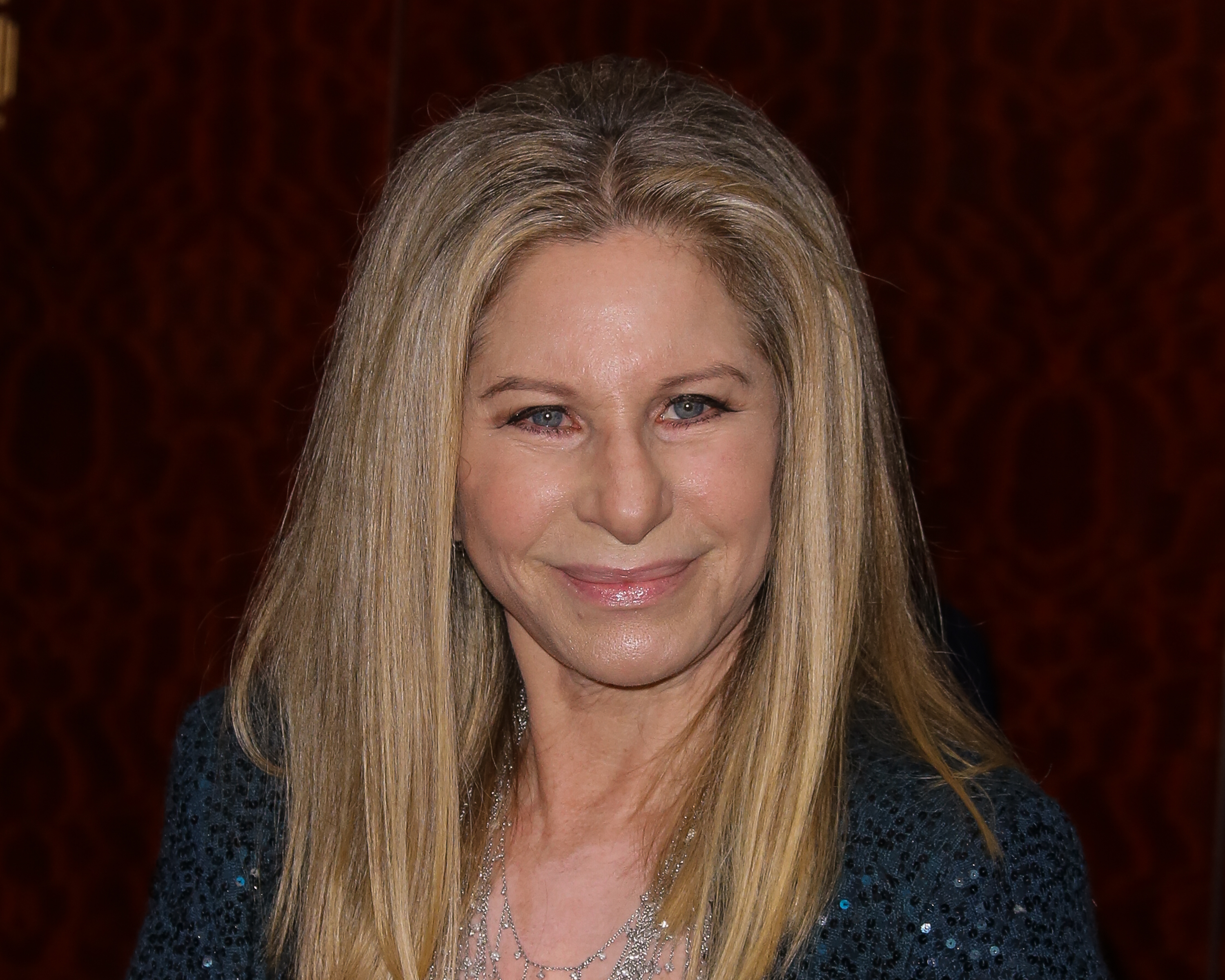 Actress Barbra Streisand attends the American Society Of Cinematographers 29th Annual Outstanding Achievement Awards at the Hyatt Regency Century Plaza on February 15, 2015 in Century City, California.