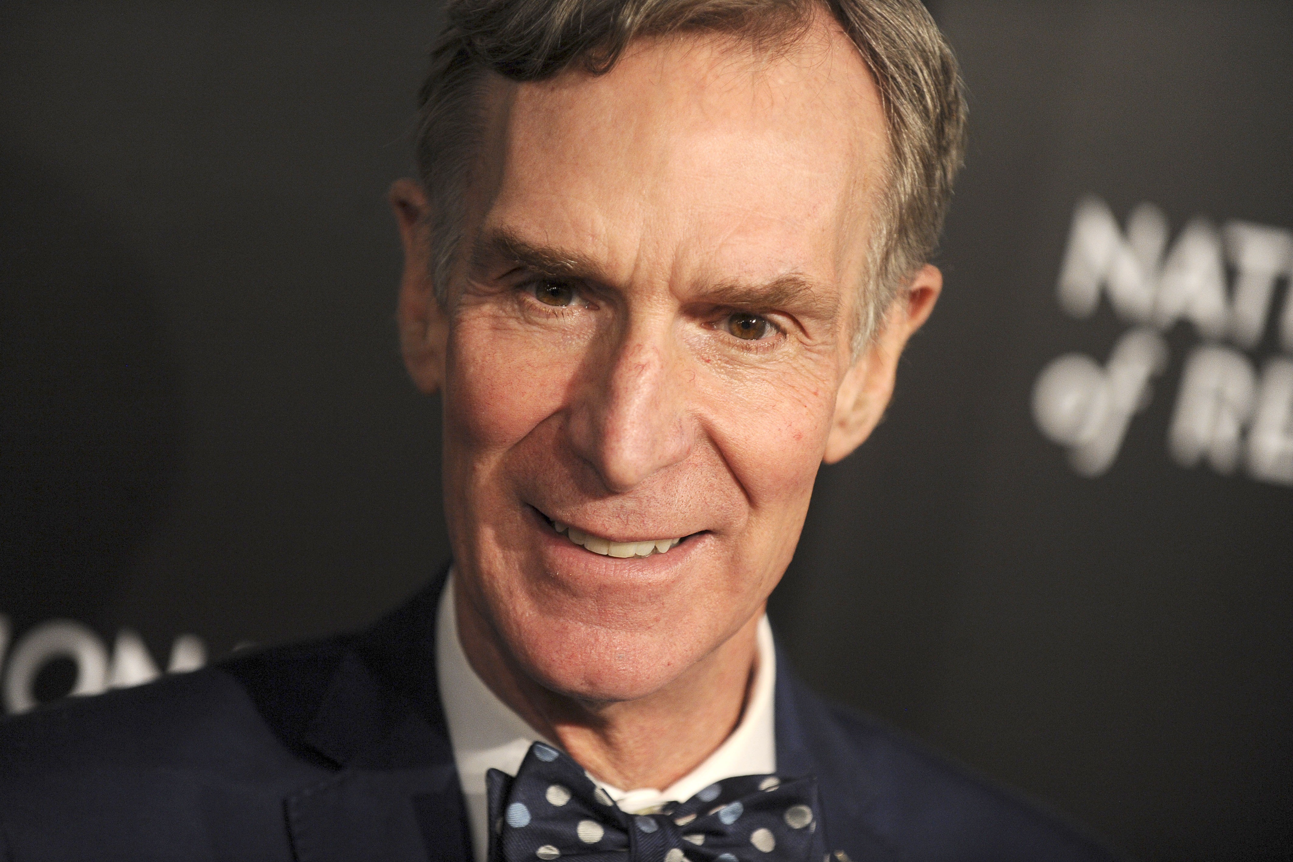 Bill Nye attends 2015 National Board of Review Gala at Cipriani 42nd Street on Jan. 5, 2016 in New York City.