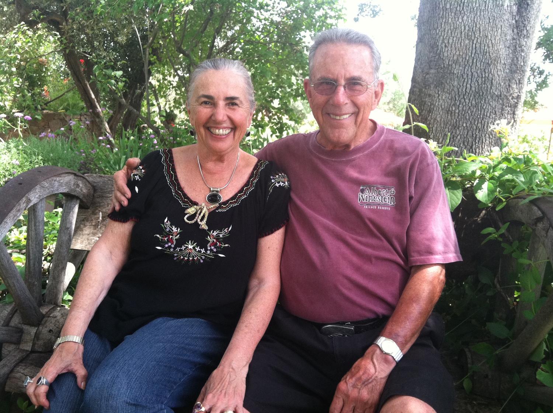 Diane and Bob Martin