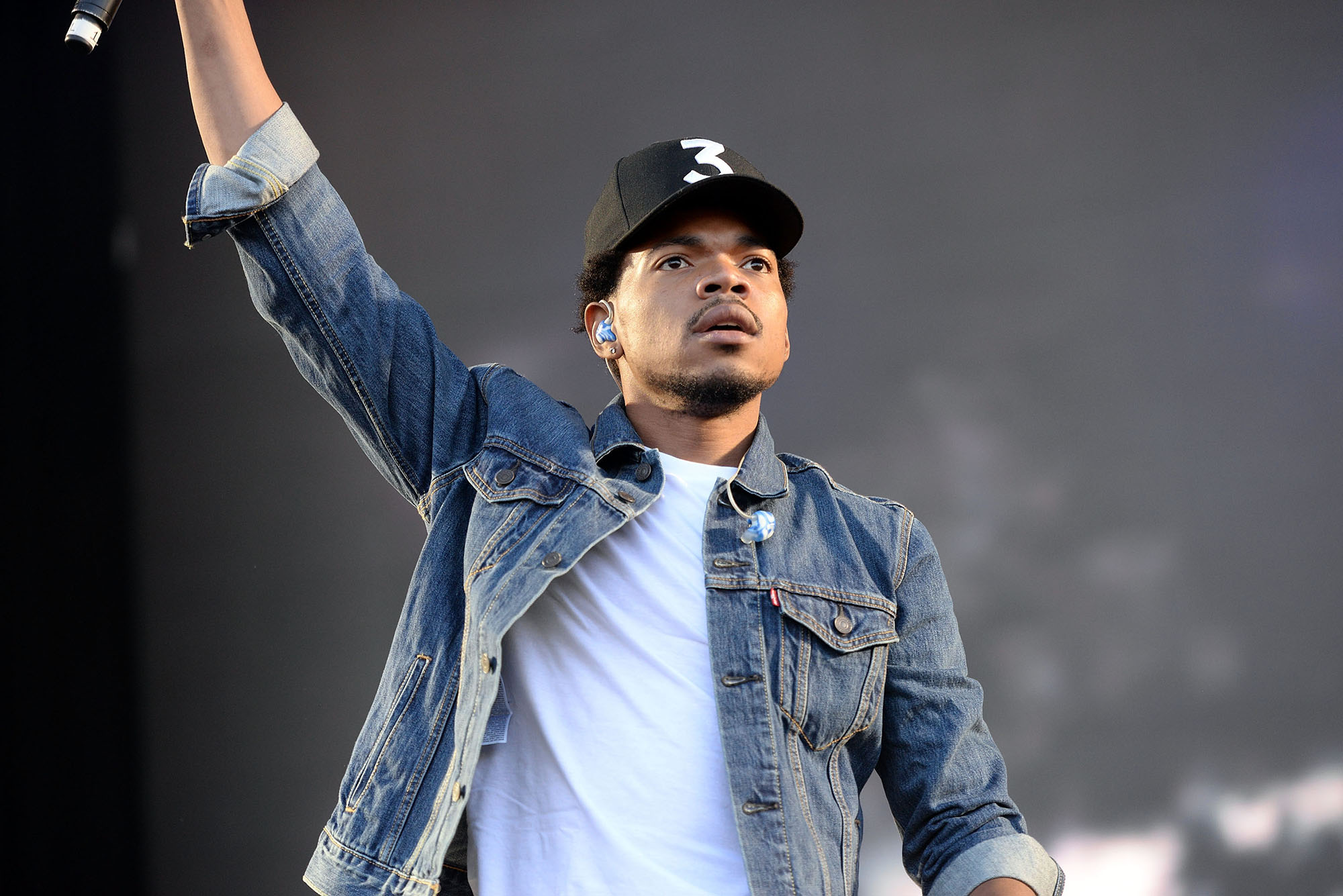 Chance the Rapper performs onstage during Outside Lands at Golden Gate Park on August 7, 2016 in San Francisco, California.  (Photo by Scott Dudelson/Getty Images)