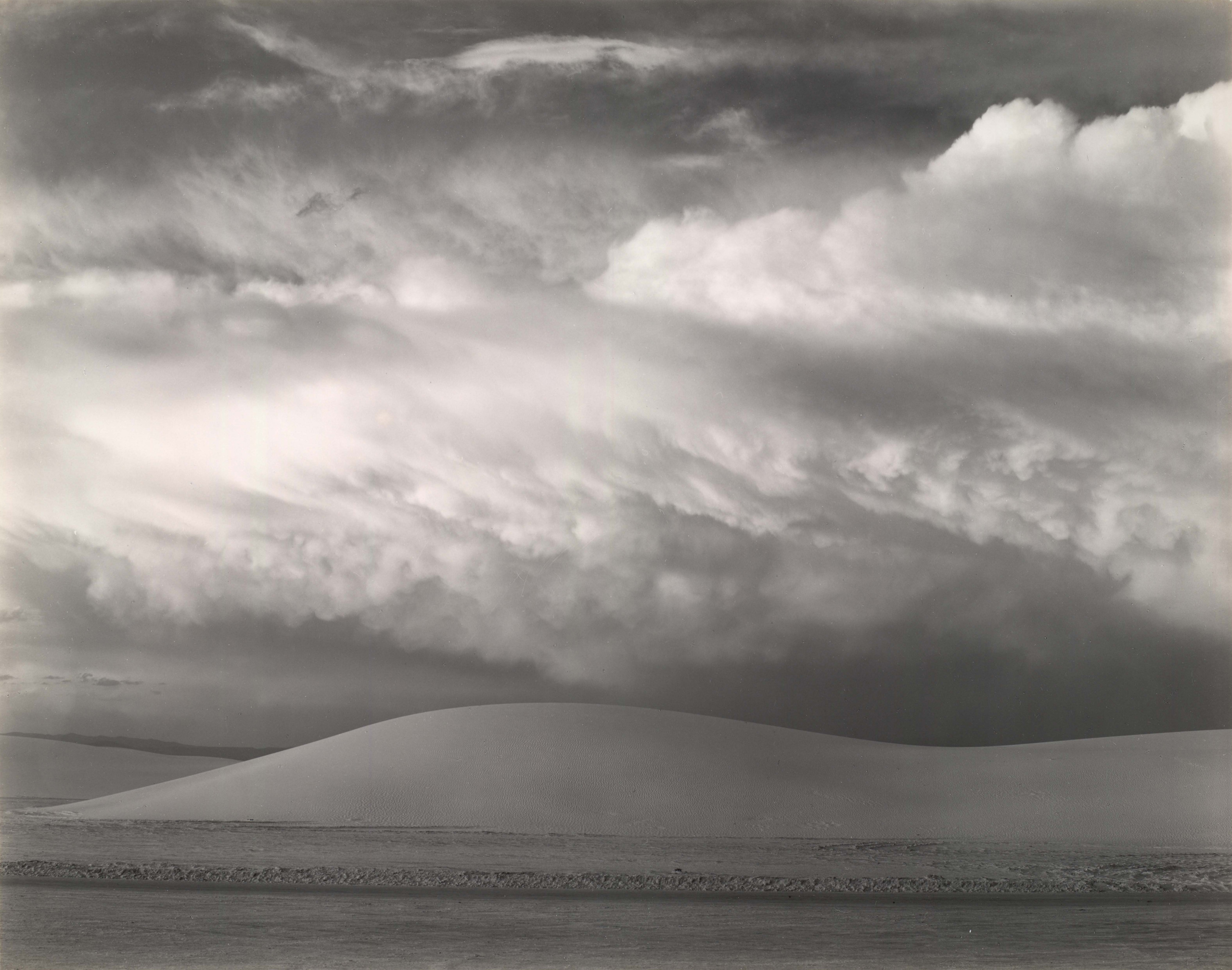 White Sands, New Mexico, 1941