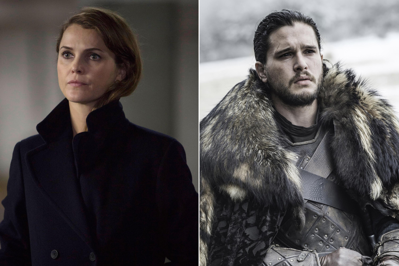 Eric Liebowitz—FX; Helen Sloan—HBO