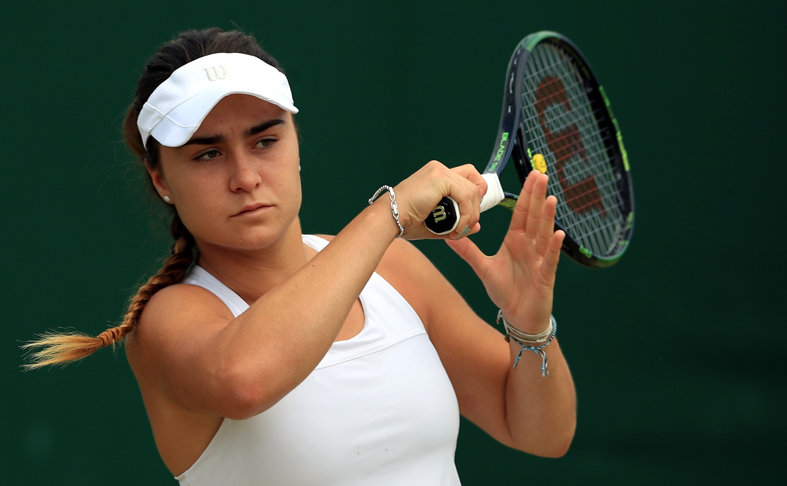 British police are investigating allegations that Gabriella Taylor, a player at the Wimbledon tennis tournament, was poisoned, after she fell ill with a bacterial infection that can be spread through rat urine