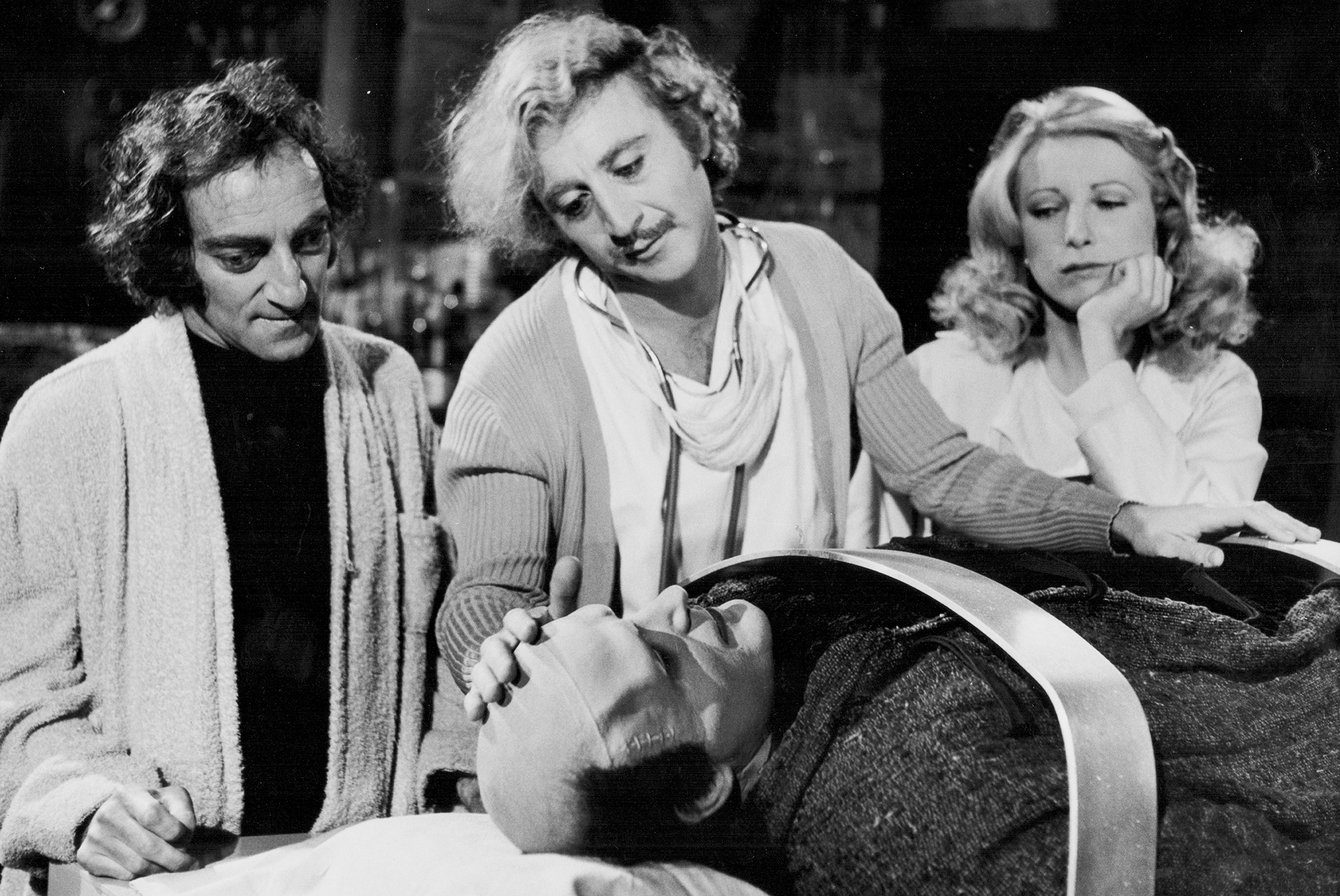 Young Frankenstein, 1974.