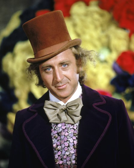 Willy Wonka & The Chocolate Factory, 1971.