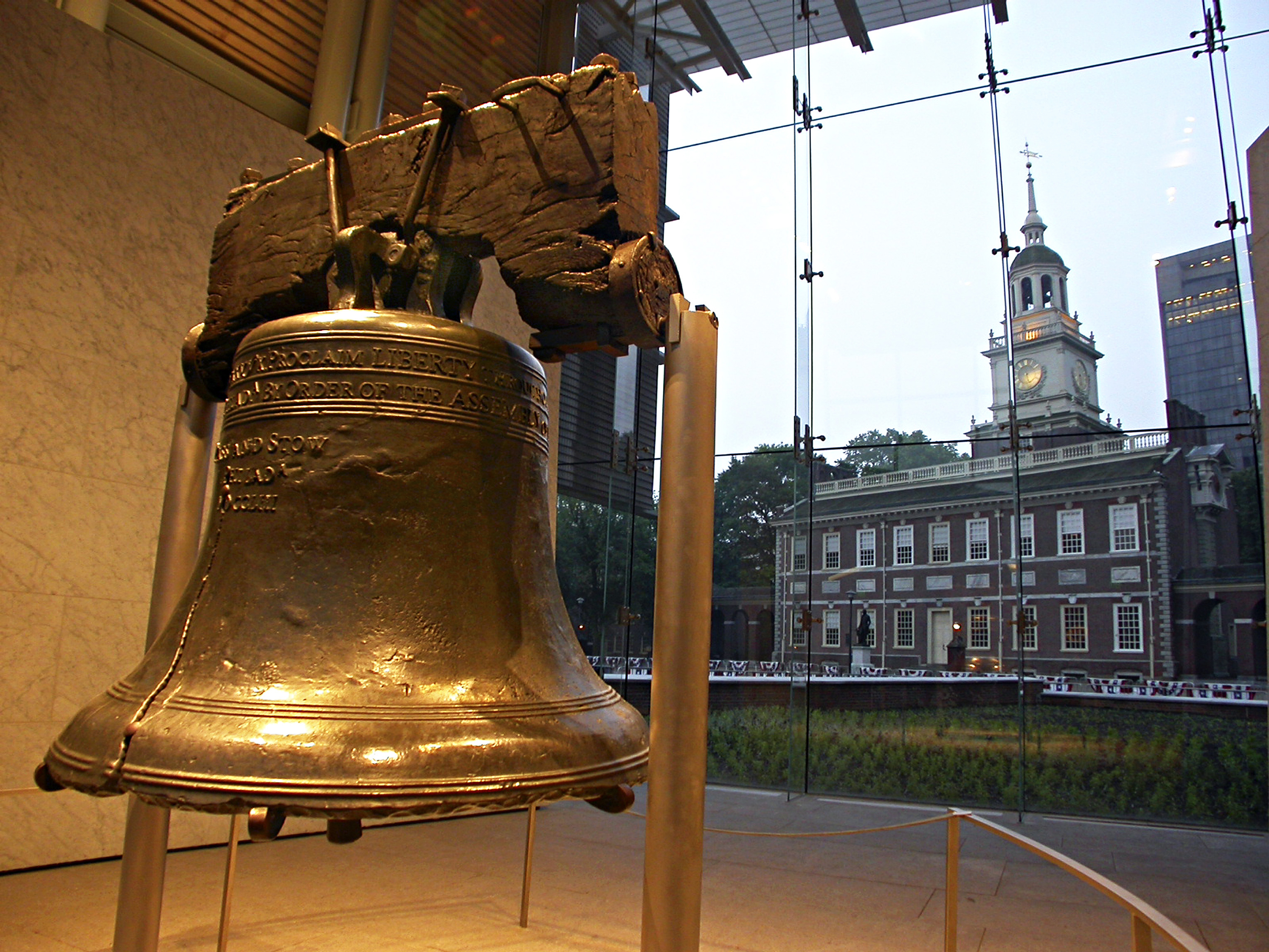 Ben Carson: What You Don't Know About The Liberty Bell | Time