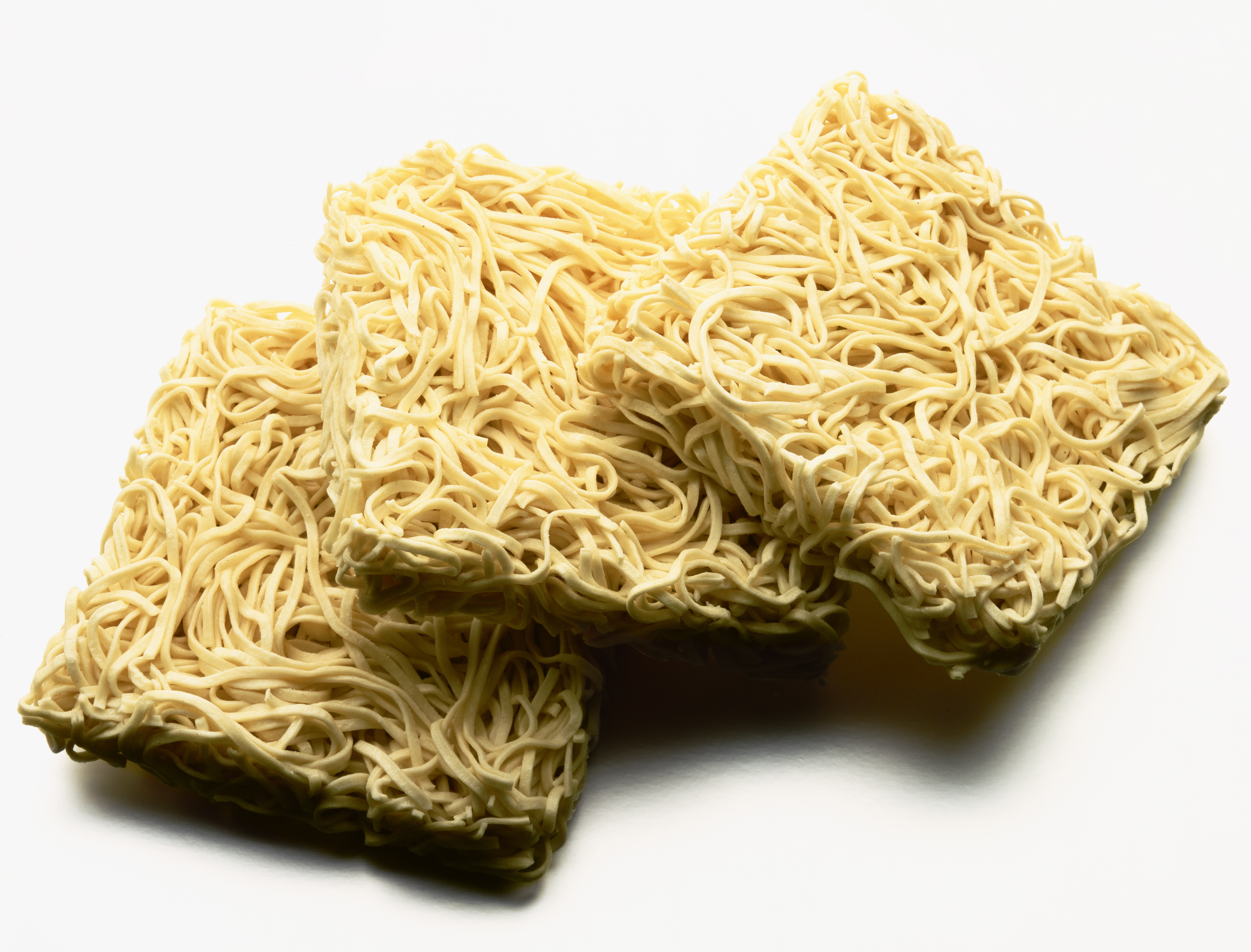 Ramen noodles are becoming an increasingly valuable commodity in U.S. prisons (file photo)
