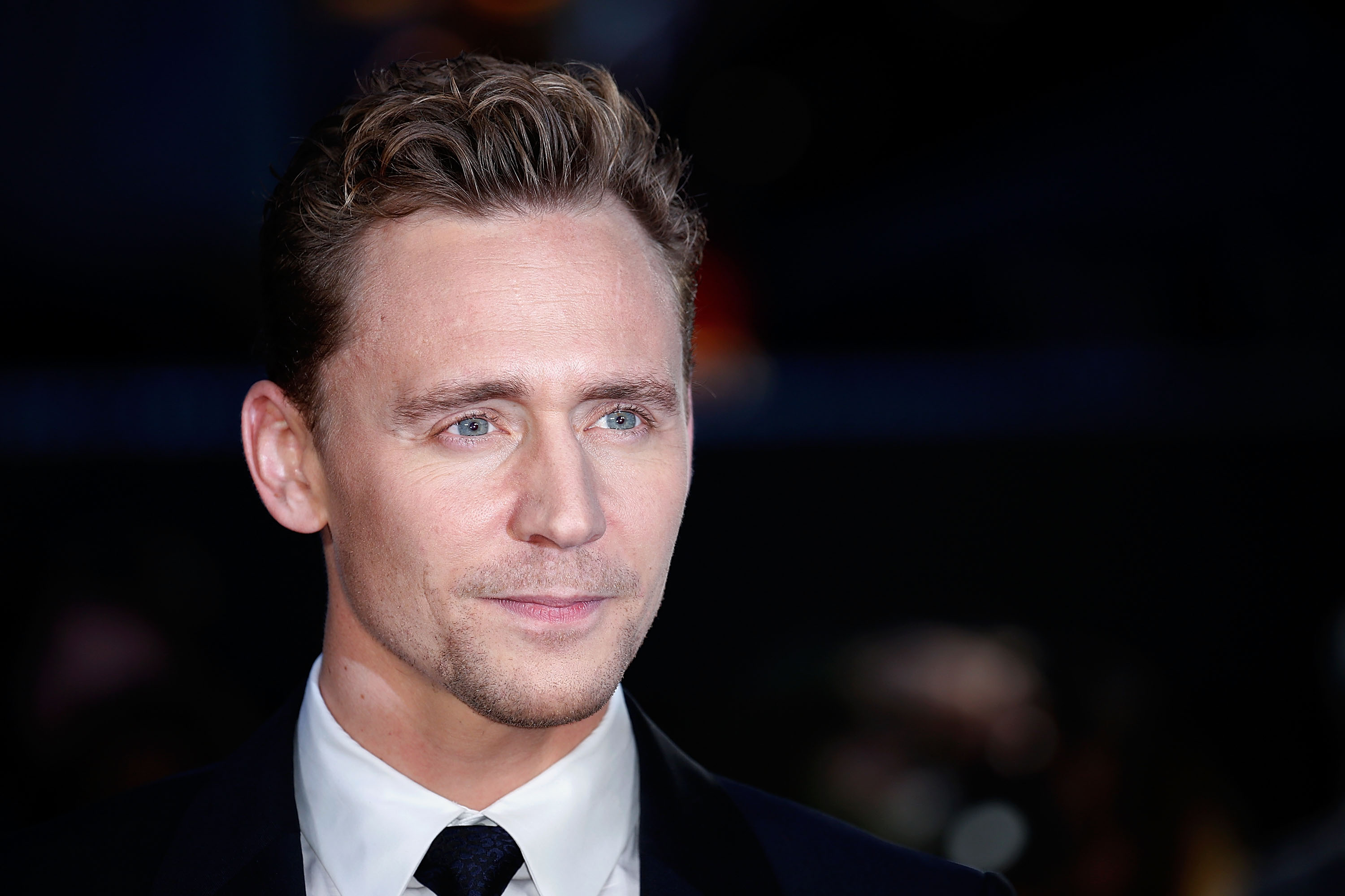 Tom Hiddleston attends the High-Rise Screening, during the BFI London Film Festival, at Odeon Leicester Square on October 9, 2015 in London, England.  (Photo by John Phillips/Getty Images for BFI)