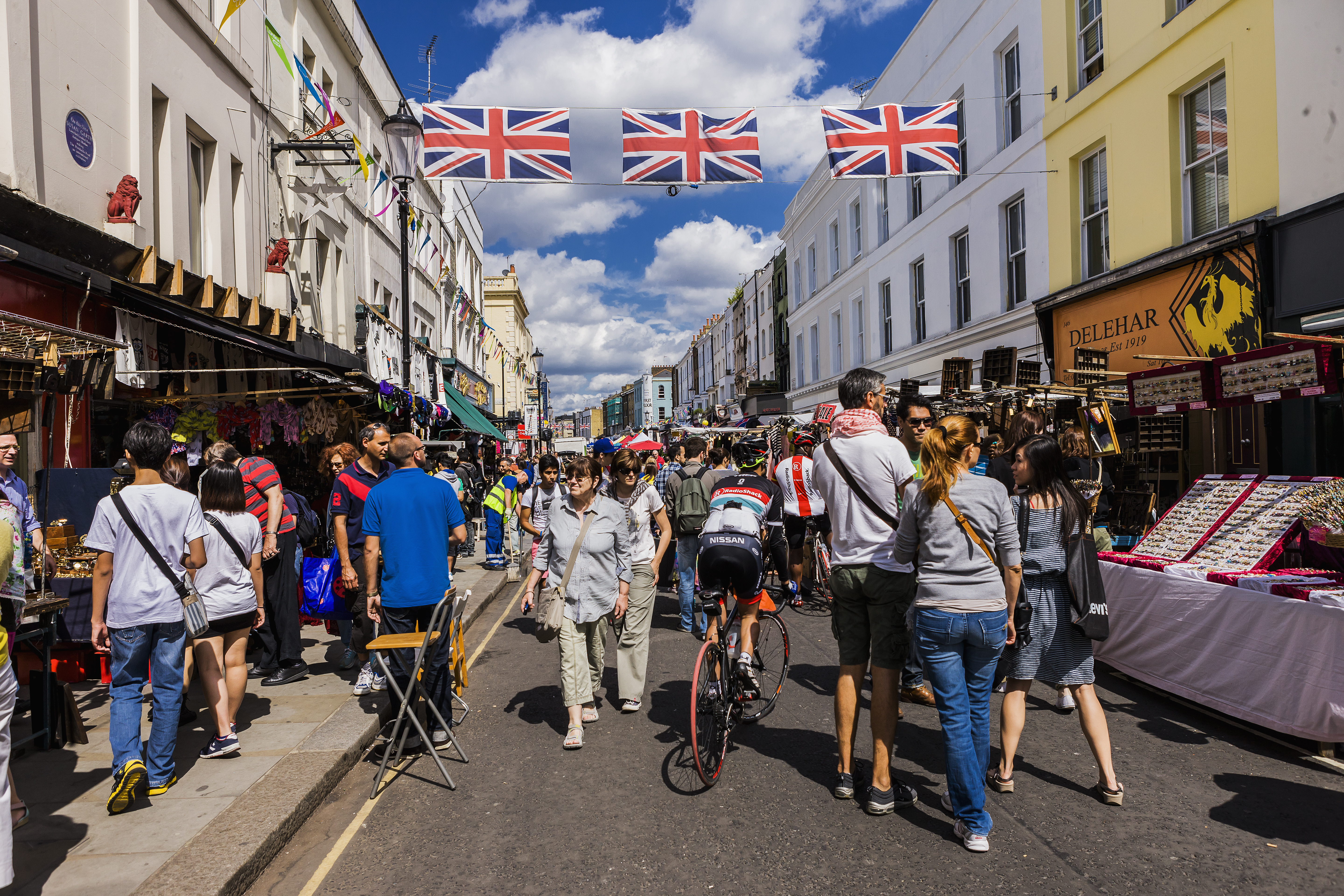 Retail sales have risen by 1.4% in the U.K. following the sharp drop in the pound after the Brexit vote