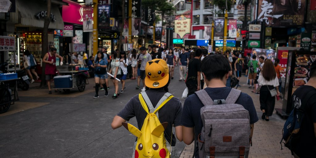Pokémon Go May Have Just Shown Us What the End of the World Looks Like
