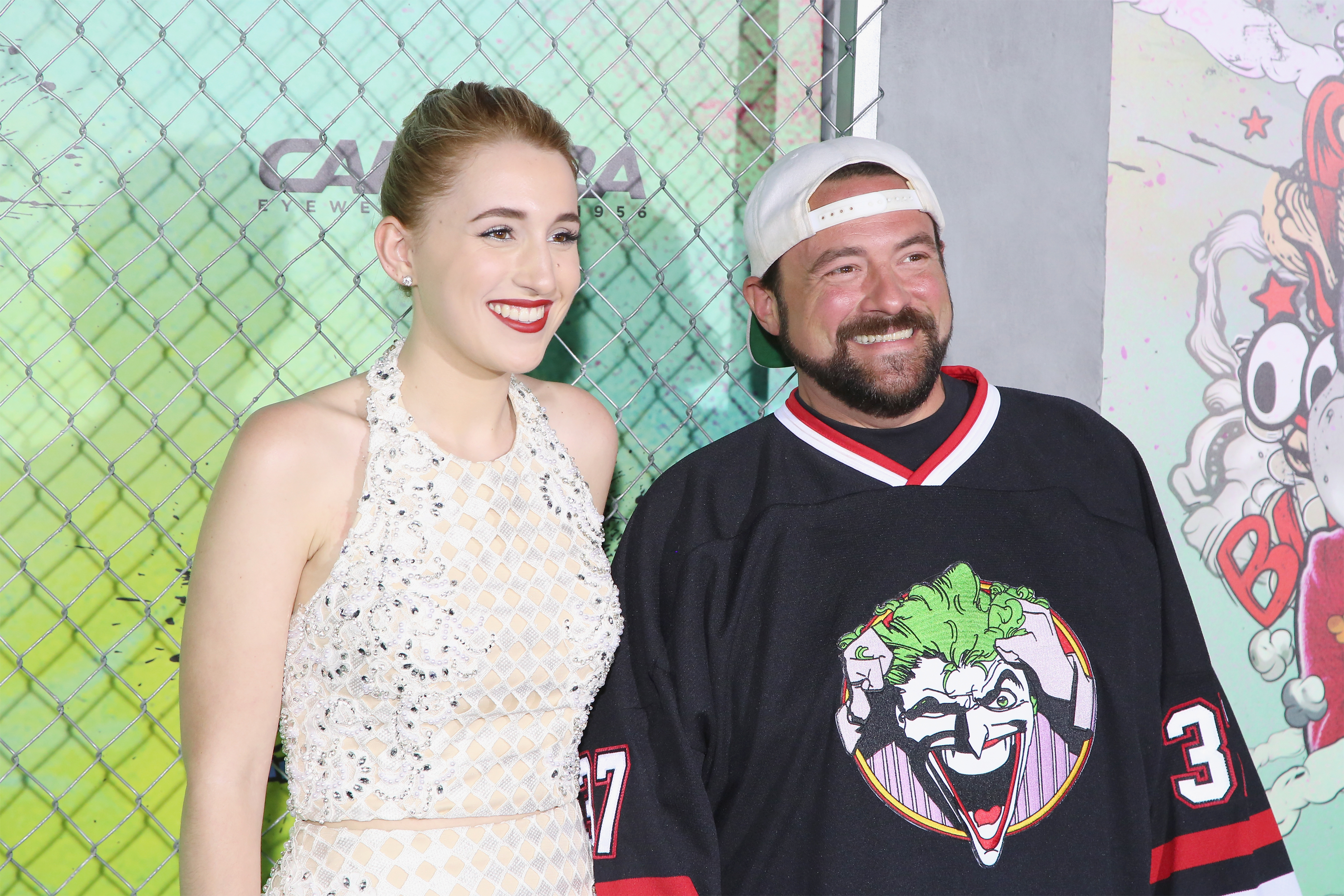 Kevin Smith Bashes Troll Who Attacked Daughter Harley Quinn Time