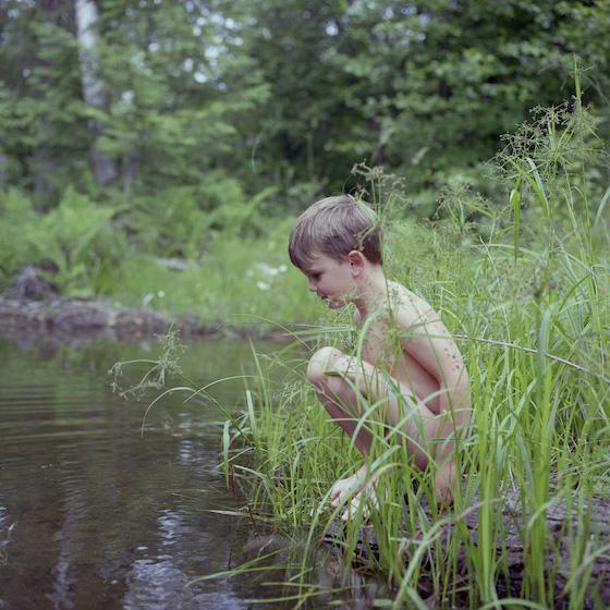 Henry Mortensen, age 7