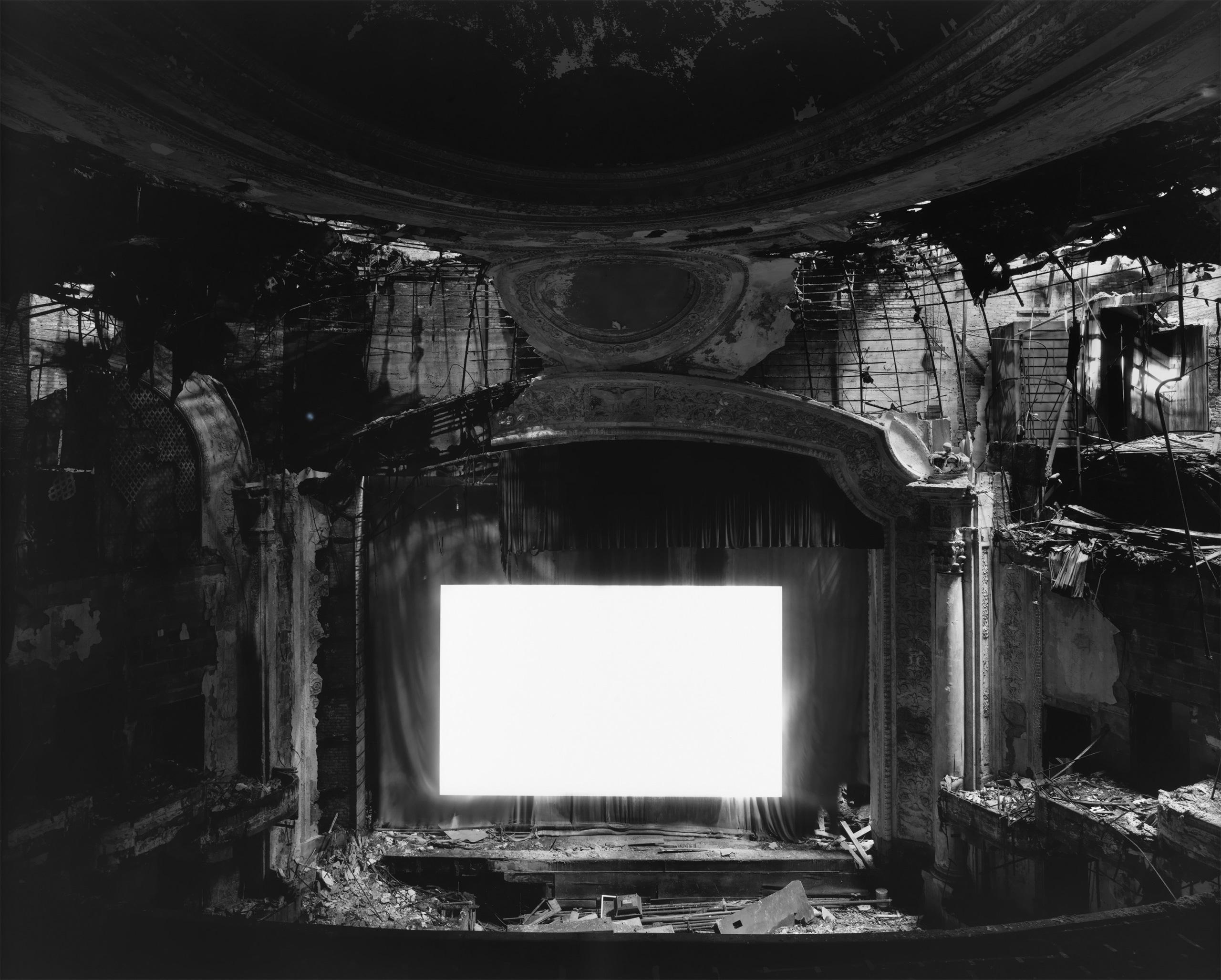 Paramount Theater, Newark, 2015