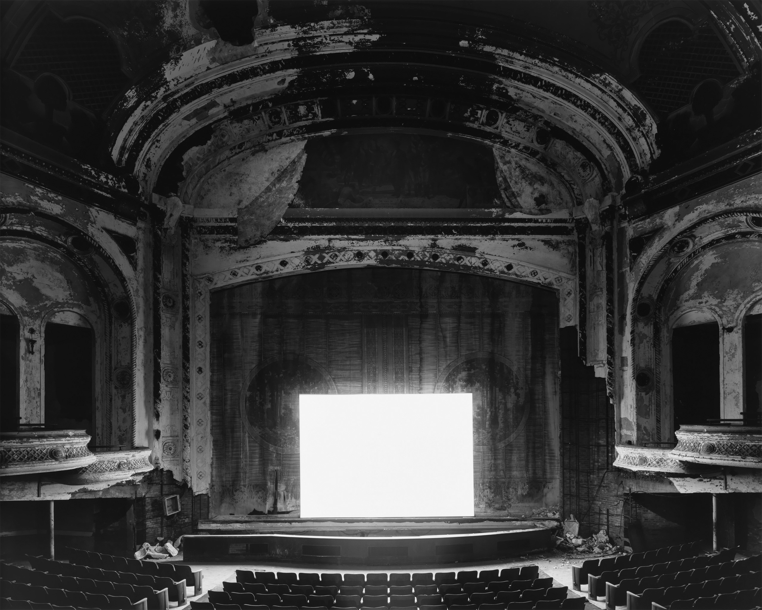 Proctor's Theater, Troy, 2015