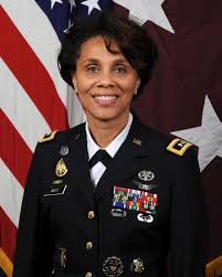 Lieut. General Nadya West, the Army surgeon general