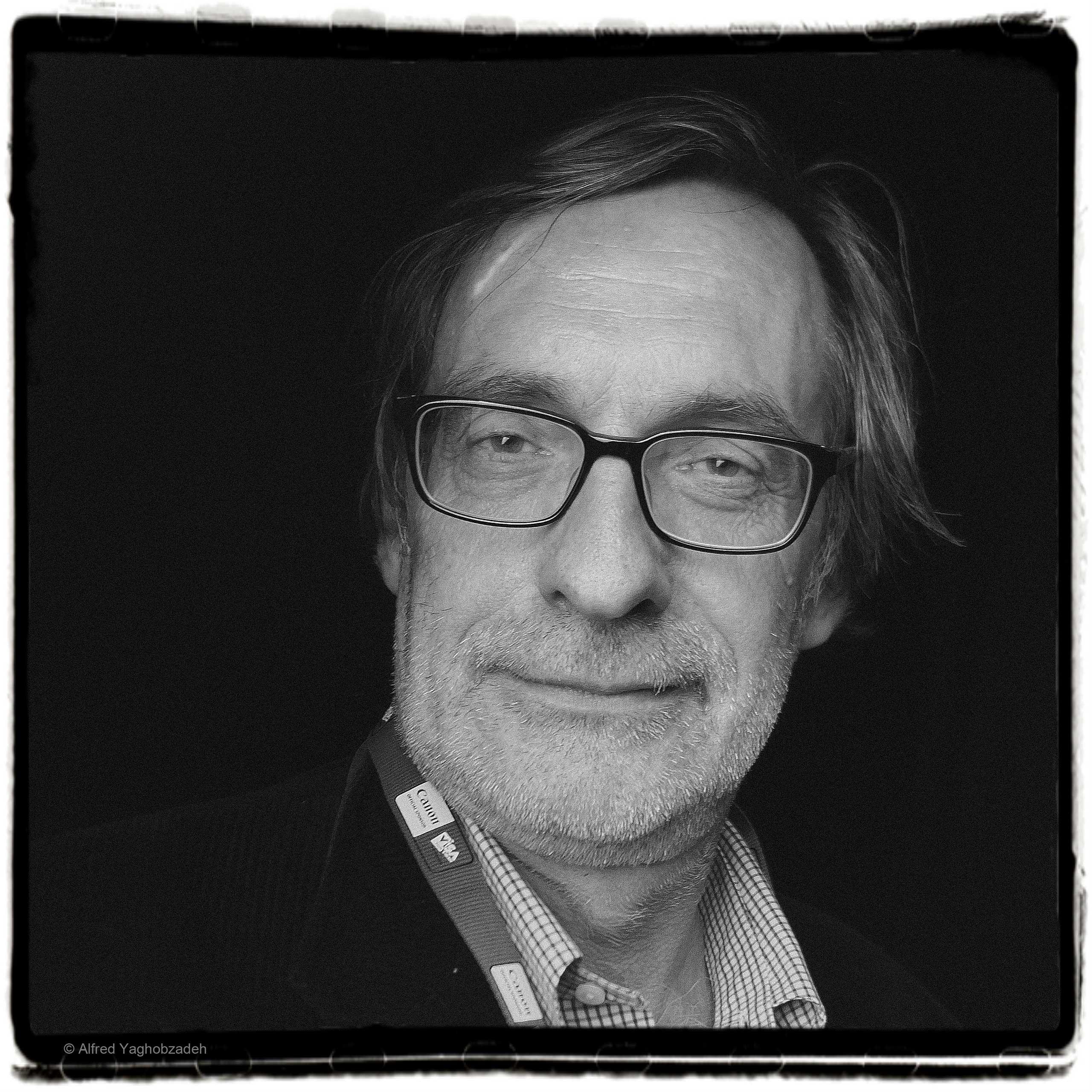 Visa pour l'Image's Director Jean-François Leroy.