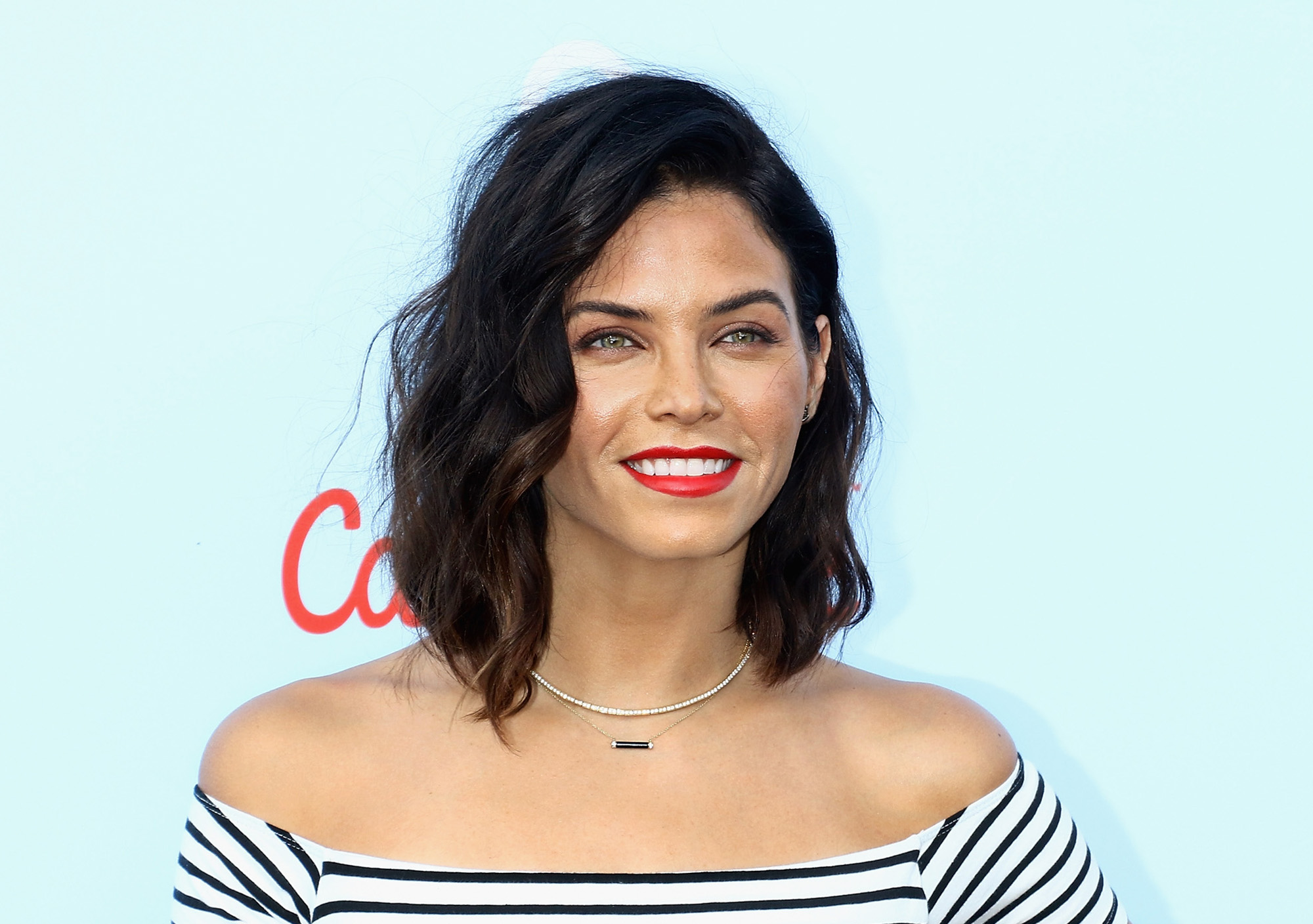 Jenna Dewan Tatum attends the Target Launch of Cat and Jack brand at Brooklyn Bridge Park on July 21, 2016 in New York City.  (Photo by Jim Spellman/WireImage)