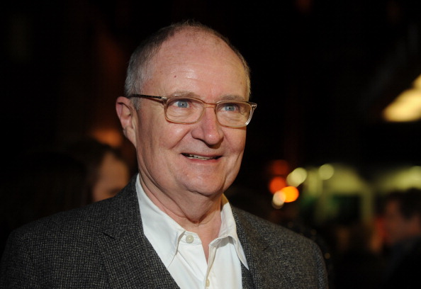 Jim Broadbent attends the gala screening of 'Cloud Atlas' at The Curzon Mayfair on February 18, 2013 in London, England.
