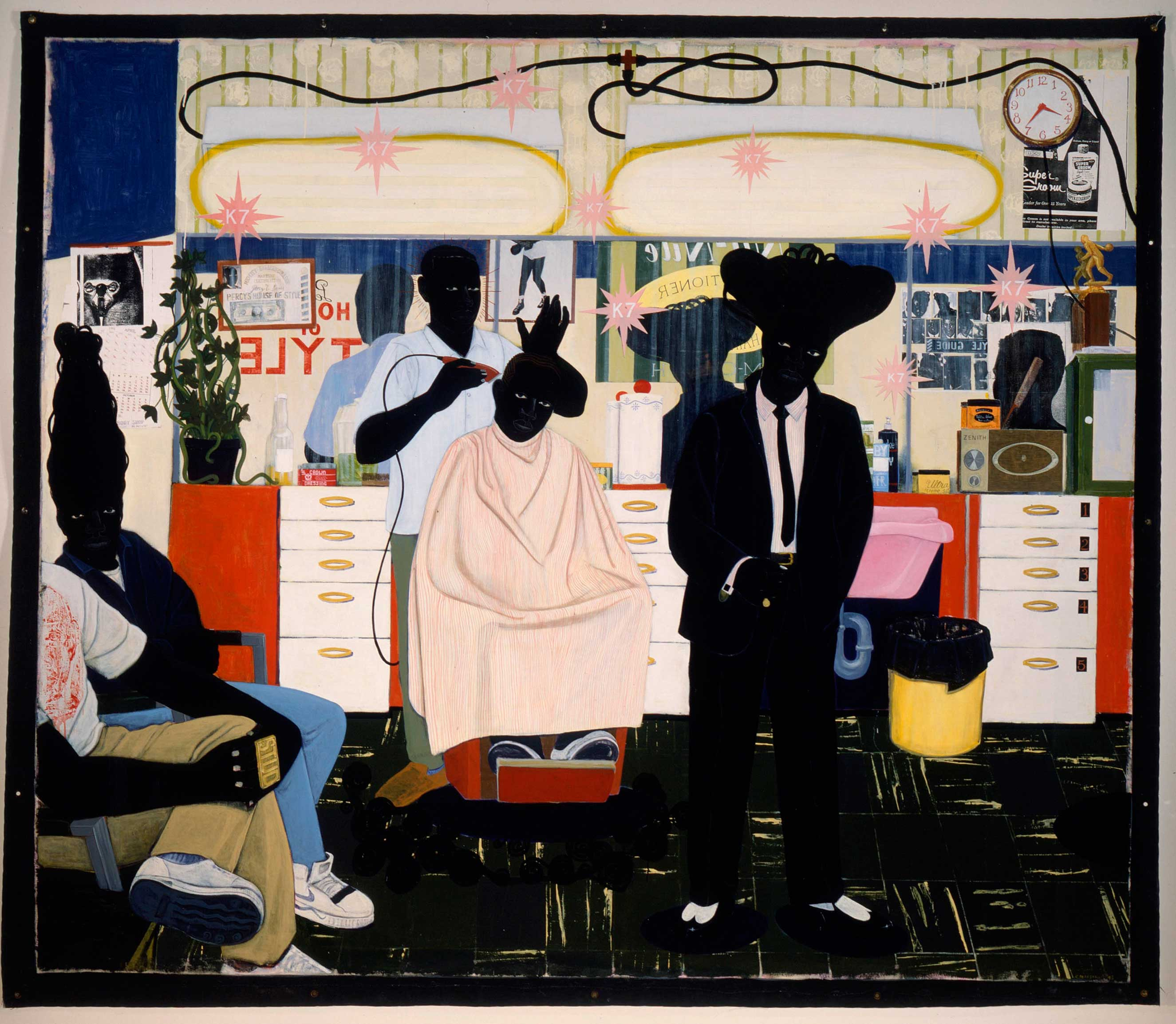 'De Style' by Kerry James Marshall