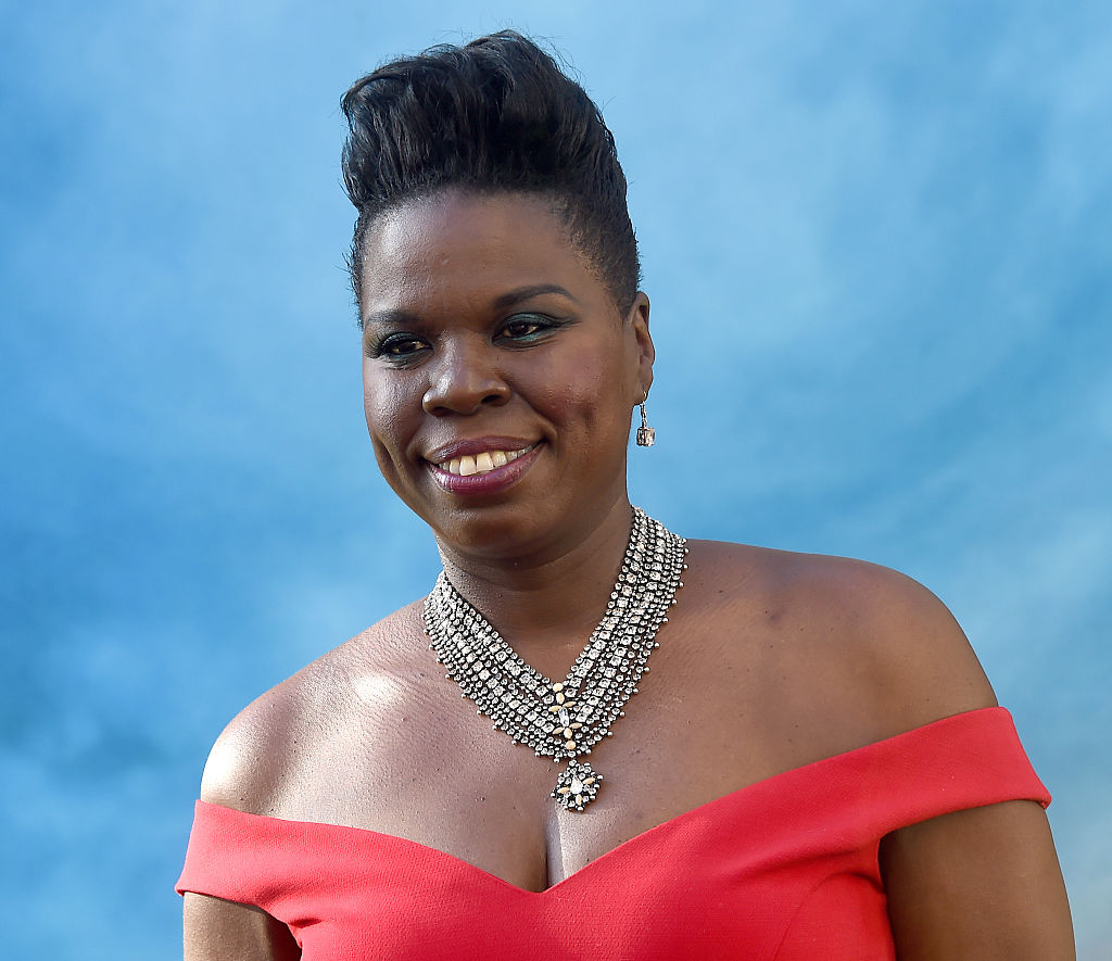 Actress/comedian Leslie Jones arrives at the premiere of Sony Pictures'  Ghostbusters  at TCL Chinese Theatre on July 9, 2016 in Hollywood, California.