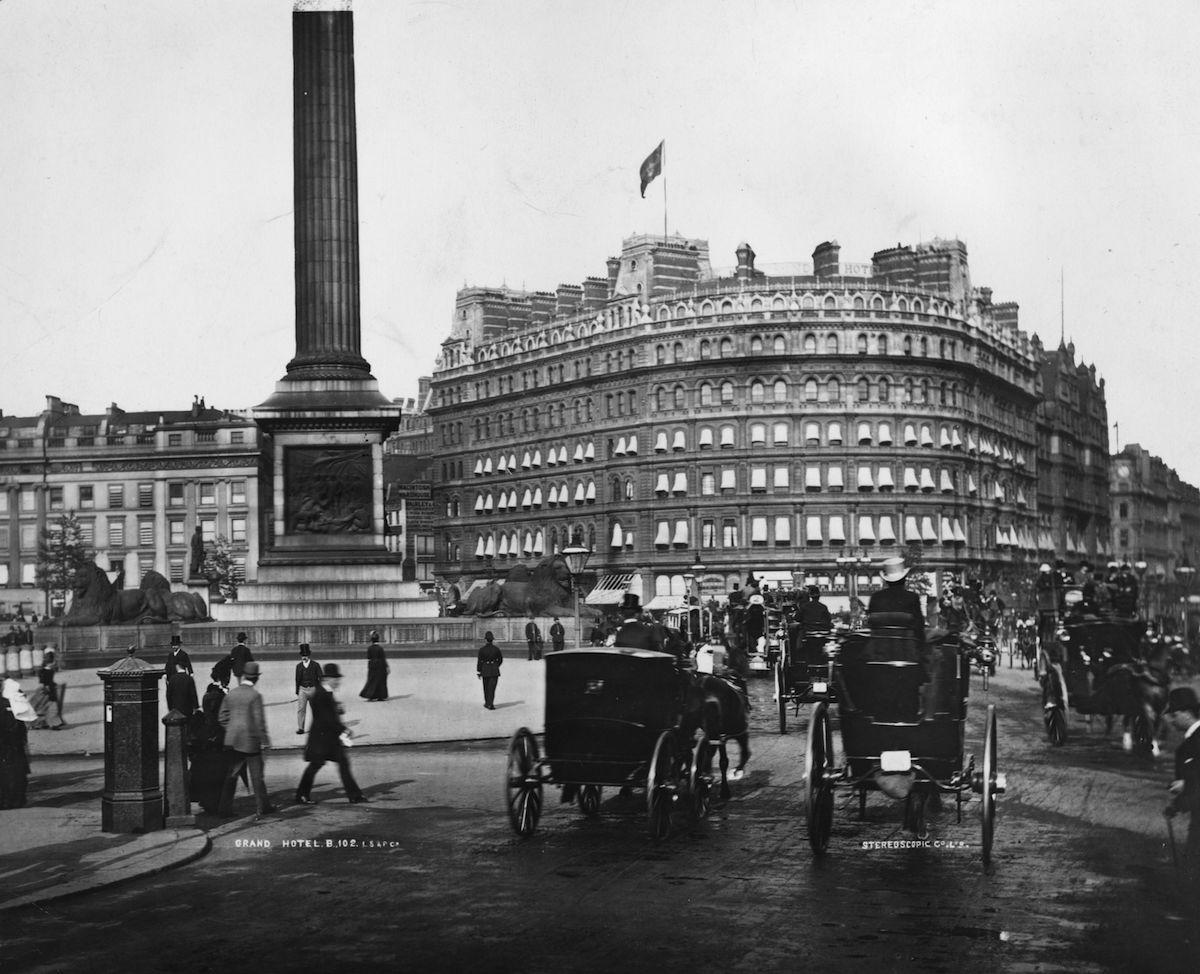 London circa 1880