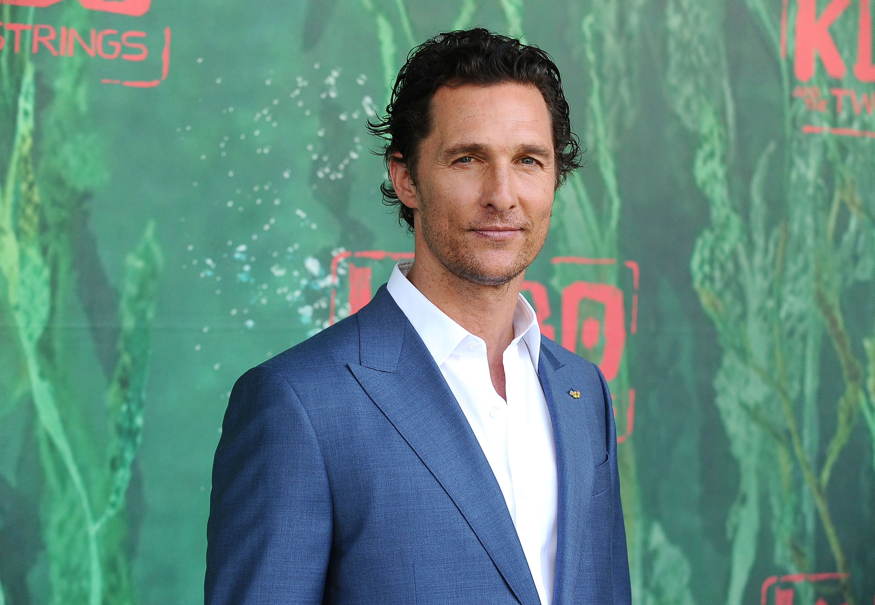 Professor Matthew McConaughey Goes Back to School in Austin | Time
