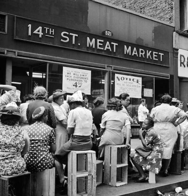 Election History: When Meat Determined American Politics | Time