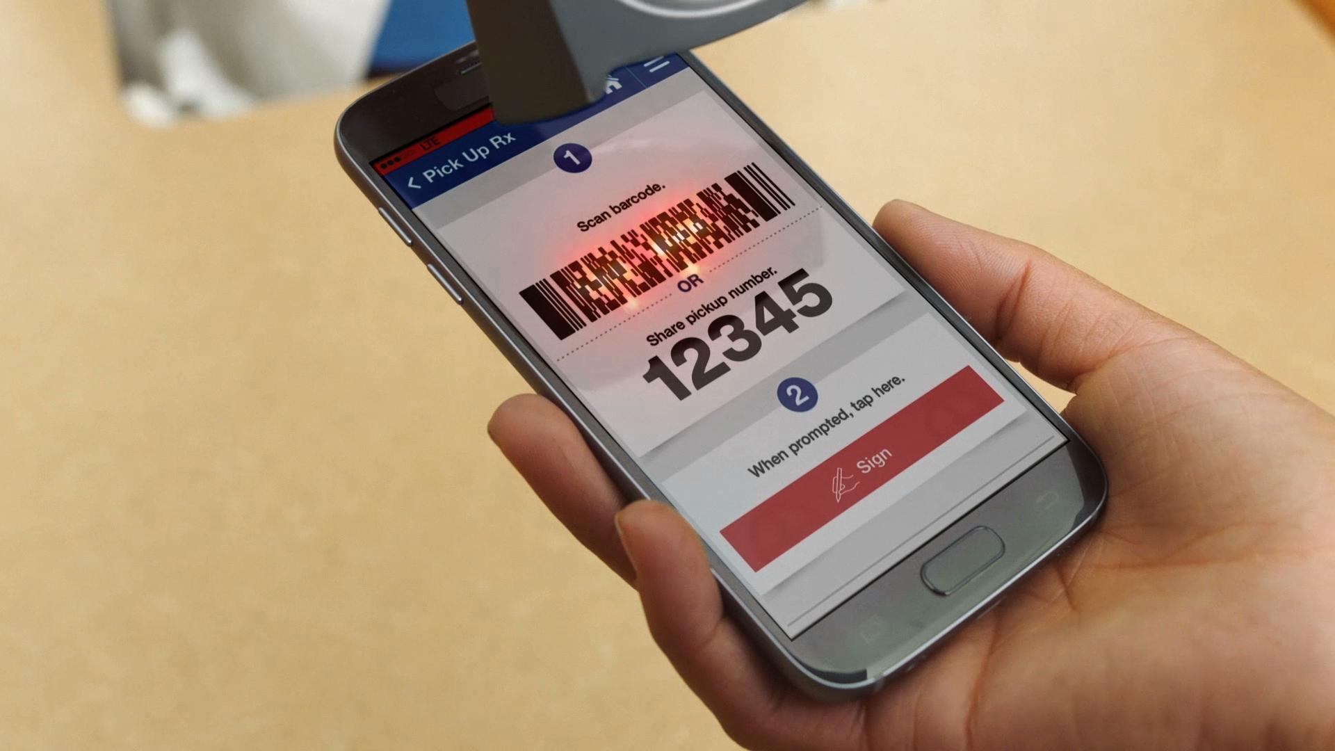 CVS Pay app