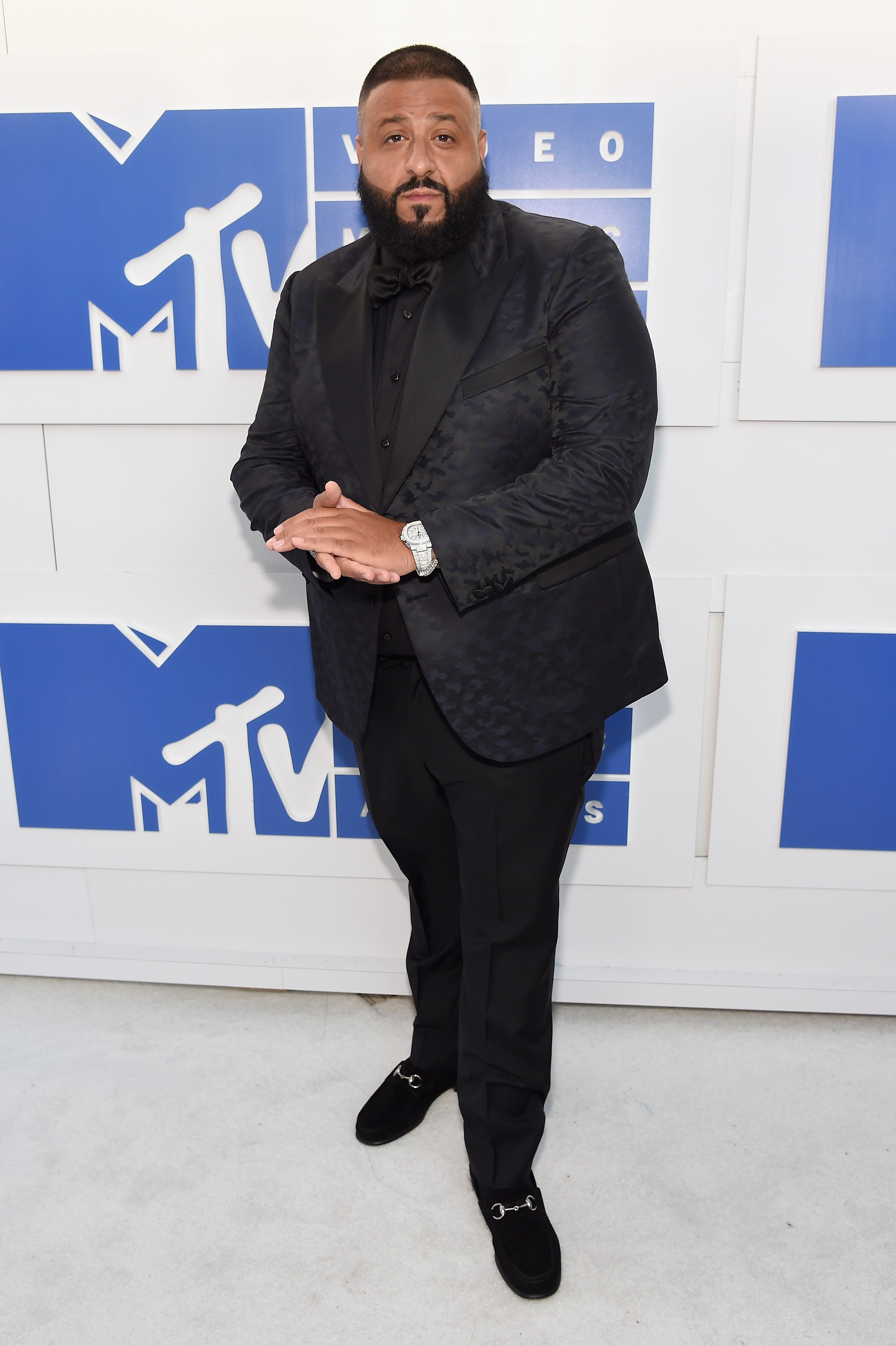 DJ Khaled attends the 2016 MTV Video Music Awards at Madison Square Garden on Aug. 28, 2016 in New York City.