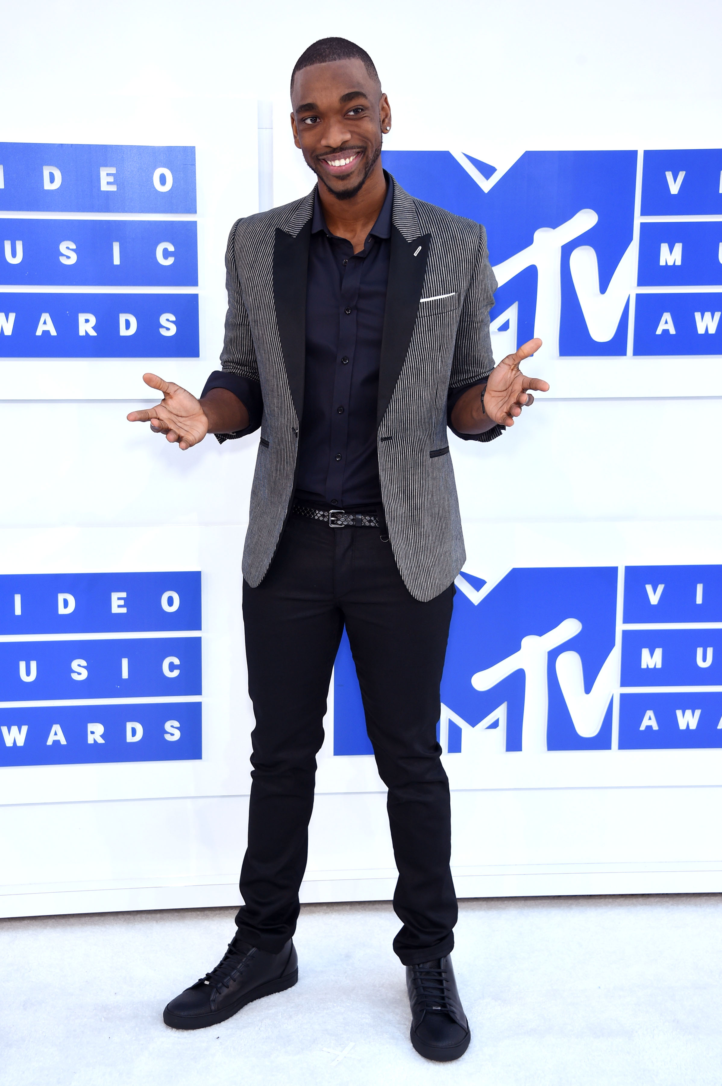 Jay Pharoah attends the 2016 MTV Video Music Awards at Madison Square Garden on Aug. 28, 2016 in New York City.