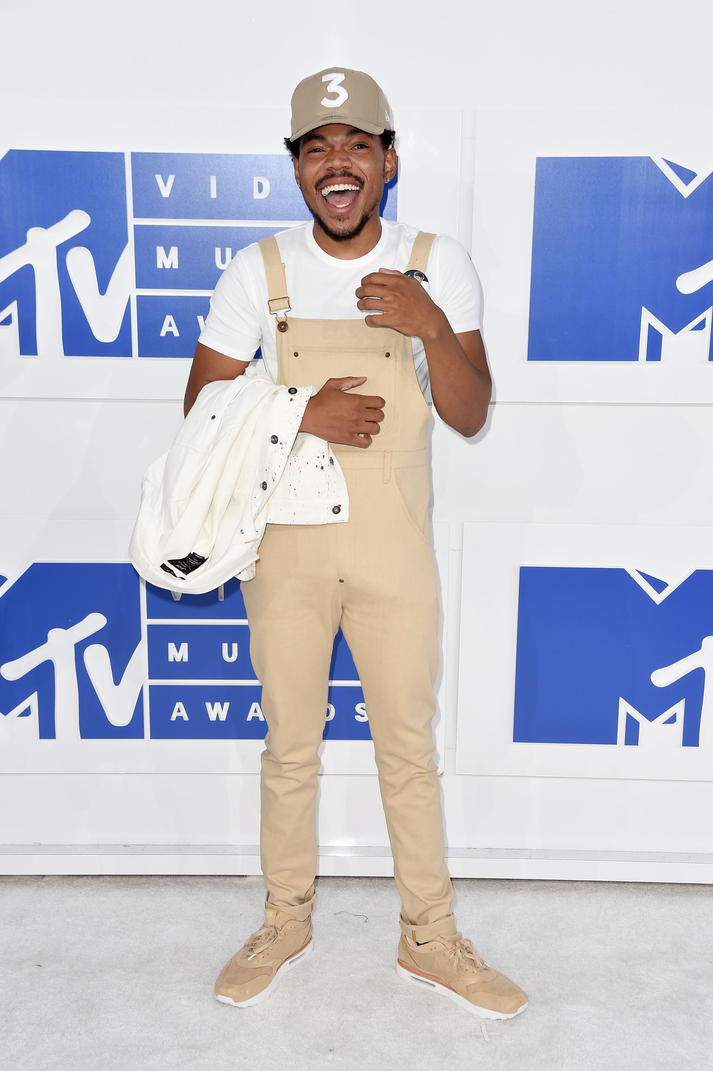 Chance the Rapper attends the 2016 MTV Video Music Awards at Madison Square Garden on Aug. 28, 2016 in New York City.
