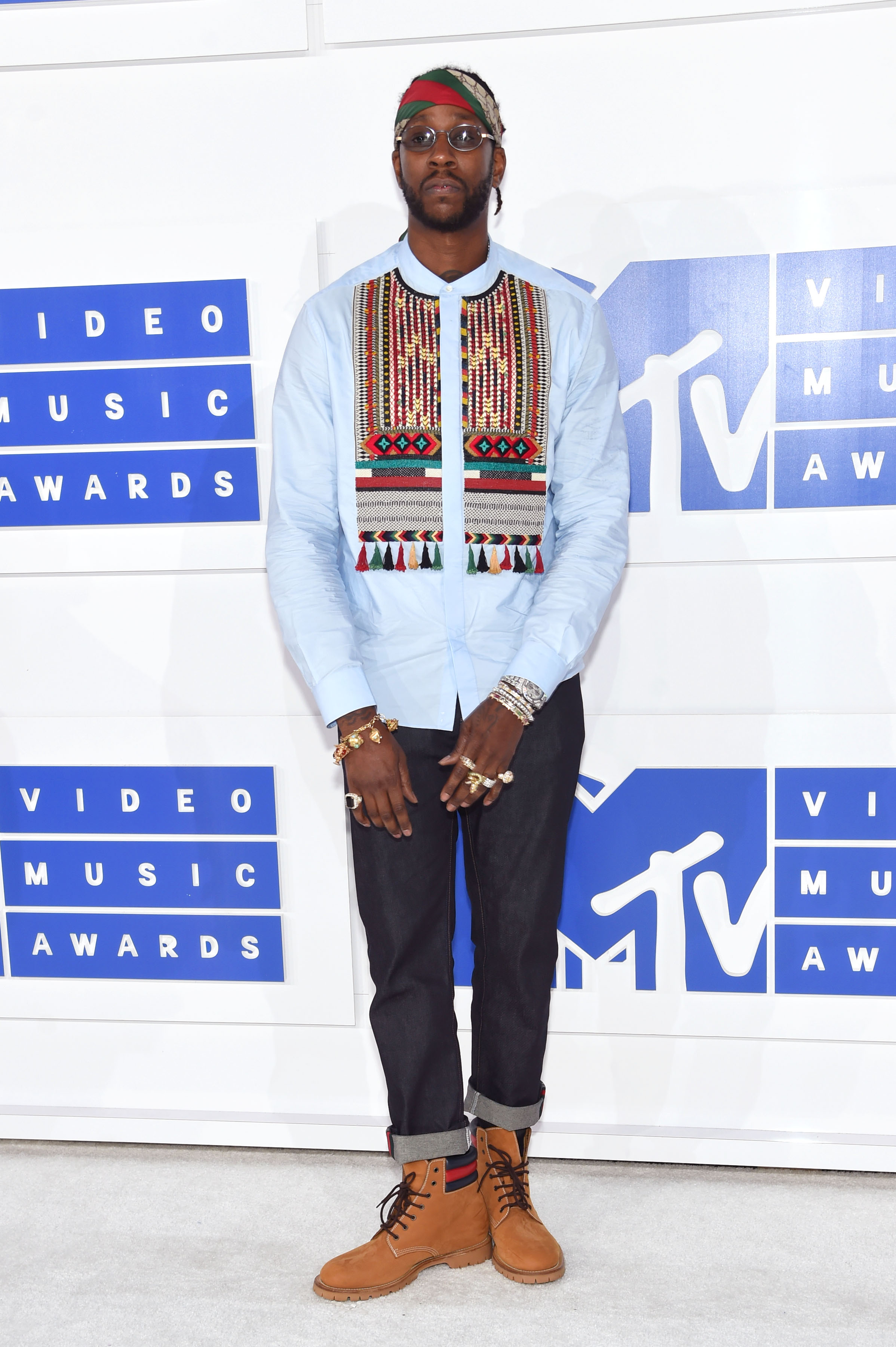 2 Chainz attends the 2016 MTV Video Music Awards at Madison Square Garden on Aug. 28, 2016 in New York City.