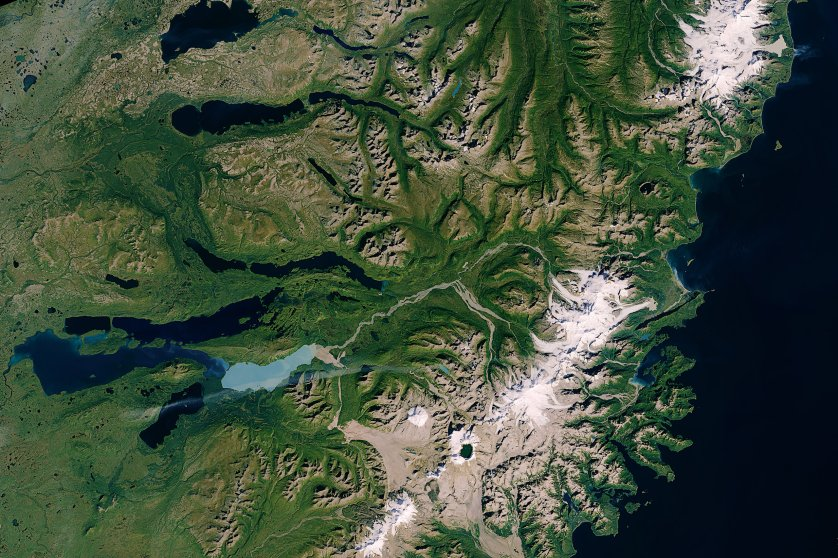 <b>Katmai National Park</b>, Sept. 23, 2014