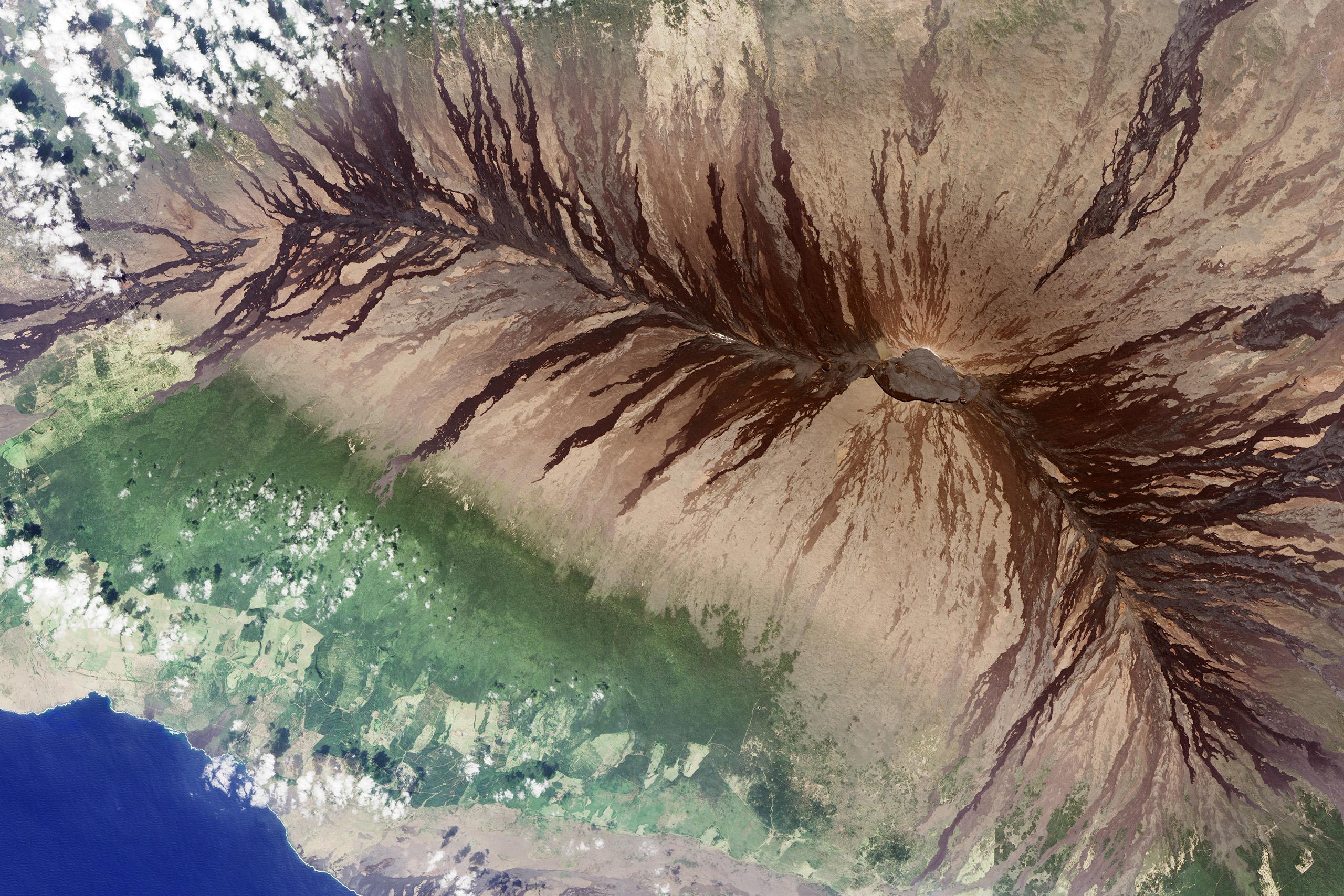 Volcanoes National Park, Jan.18, 2014