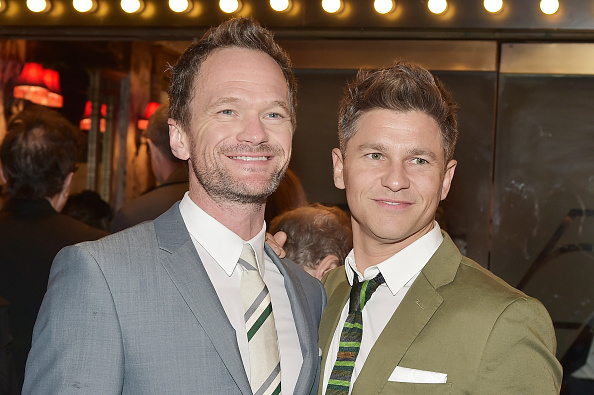 Neil Patrick Harris attends the opening night of  She Loves Me  on Broadway at Studio 54 on March 17, 2016 in New York City.